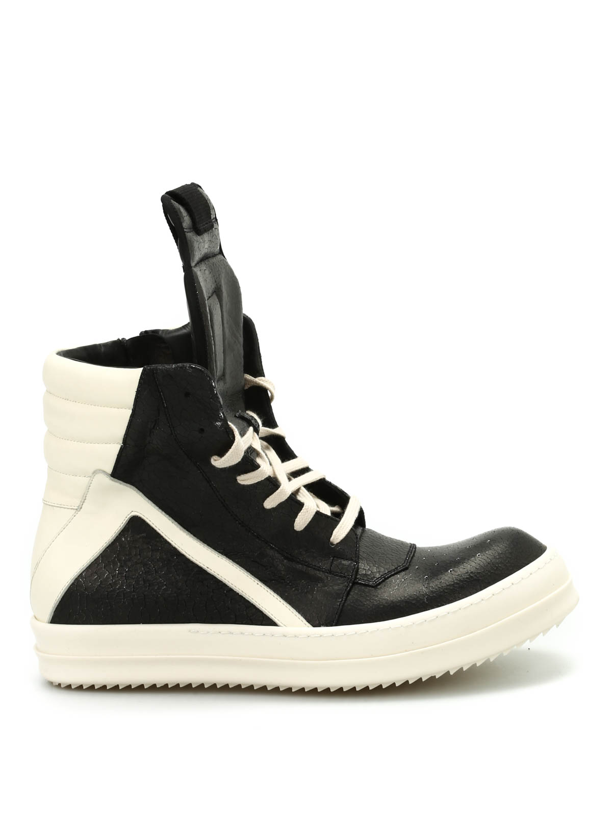 geobasket sneakers by rick owens trainers ikrix. Black Bedroom Furniture Sets. Home Design Ideas