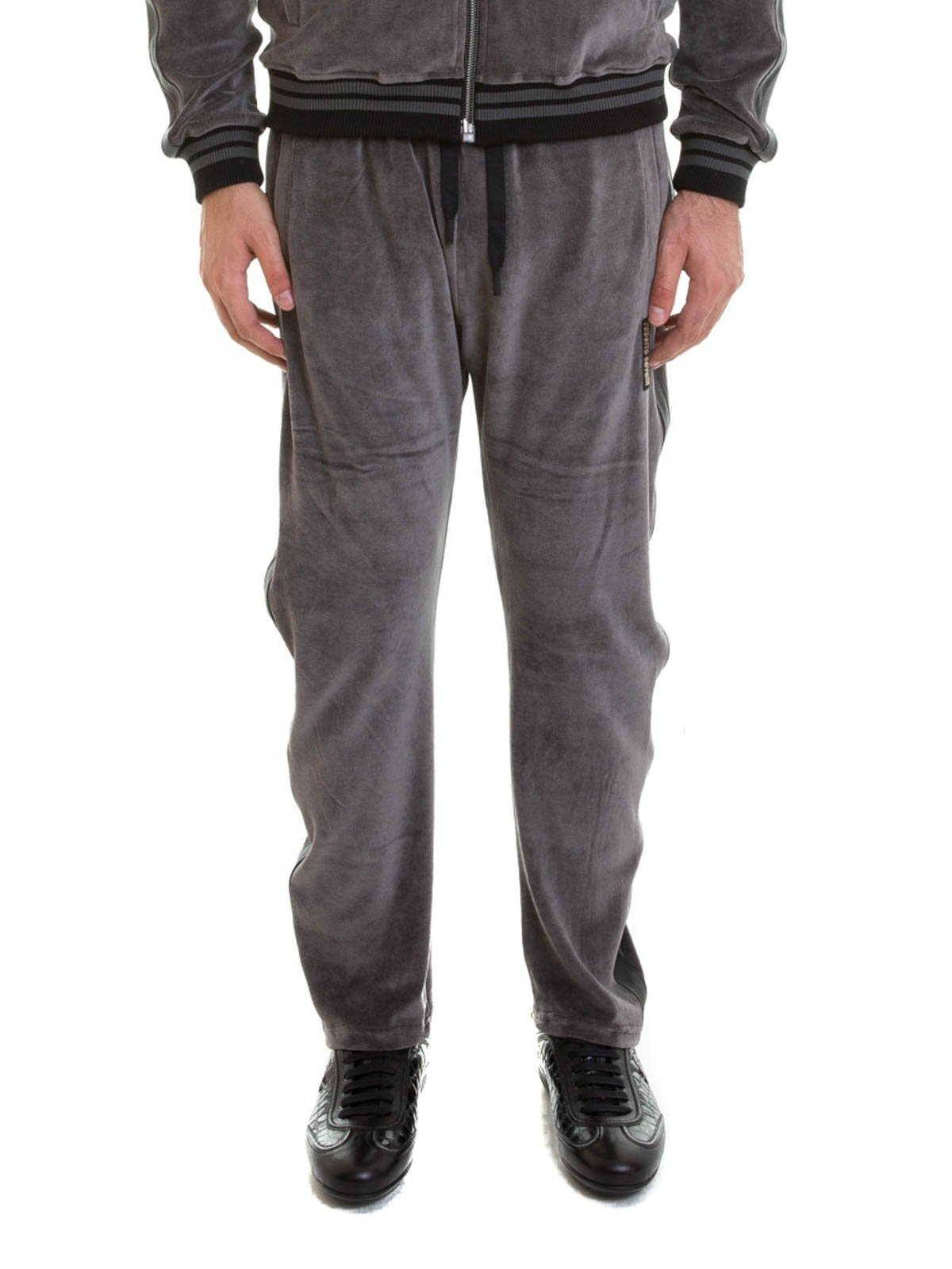 af575c2eab11 ROBERTO CAVALLI  tracksuit bottoms online - Chenille jogging trousers