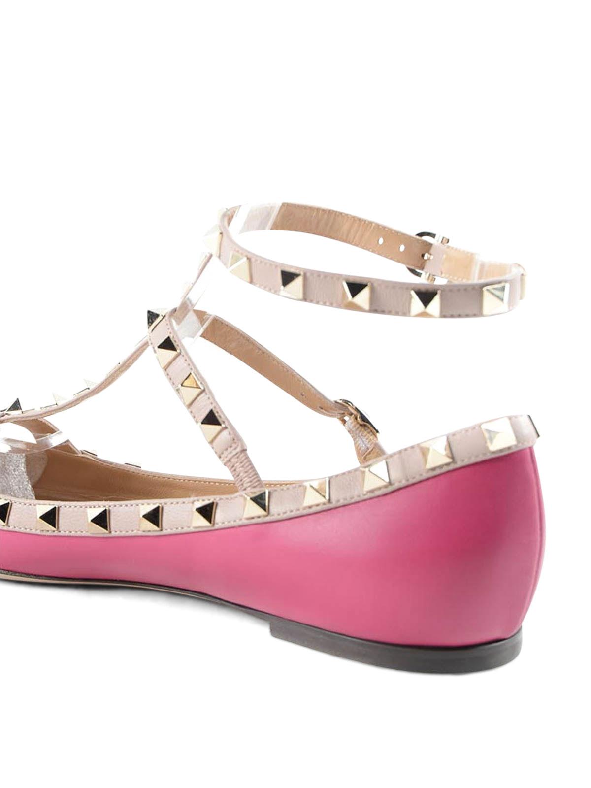 rockstud flat shoes by valentino garavani flat shoes ikrix. Black Bedroom Furniture Sets. Home Design Ideas