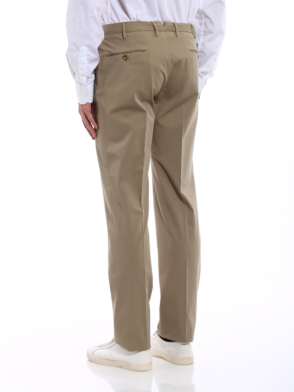 Cotton trousers online shopping