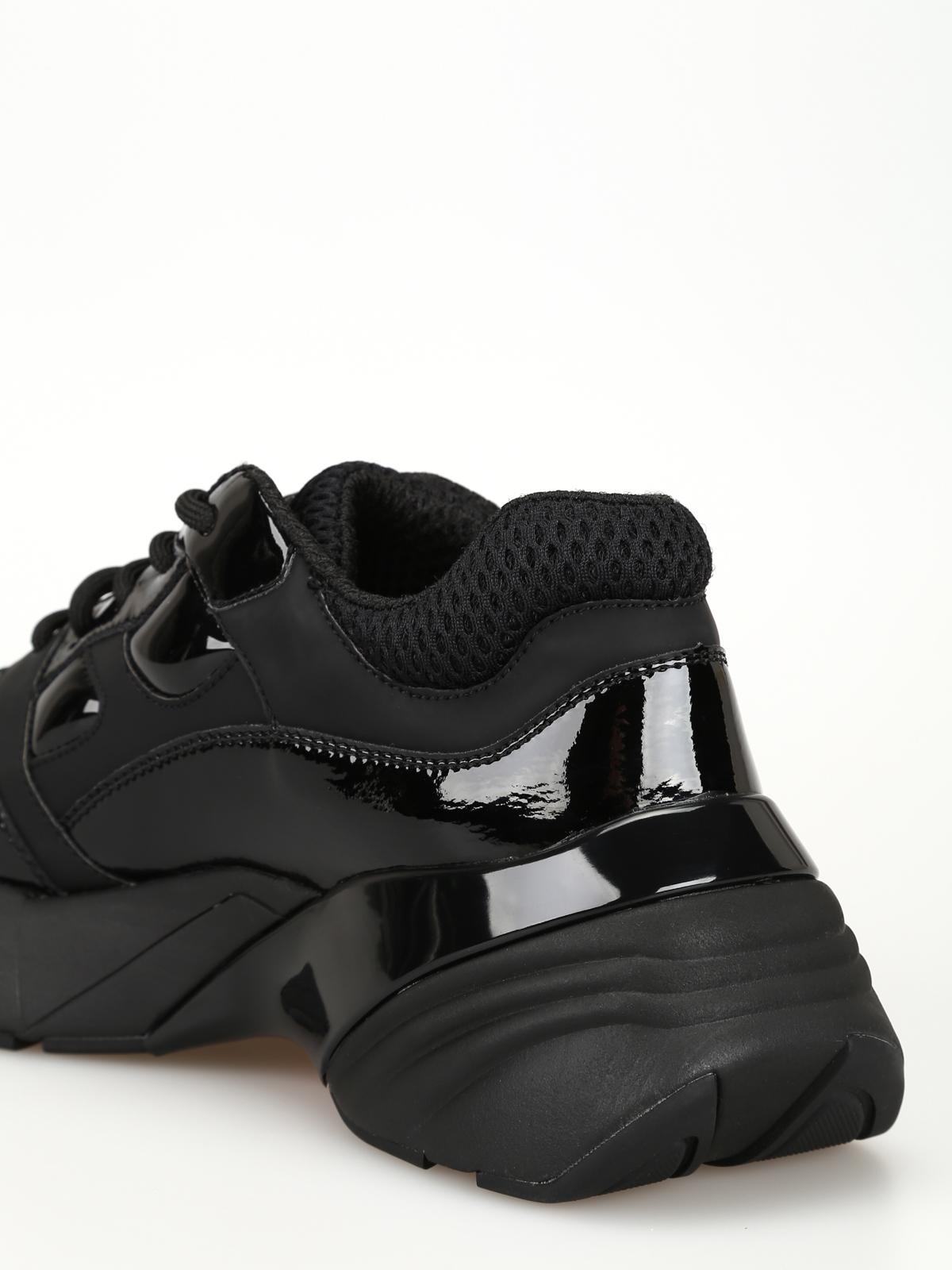 buy online 17e2c d201a Pinko - Sneaker Rubino nere - sneakers - 1H20LSY5BPZ99 ...