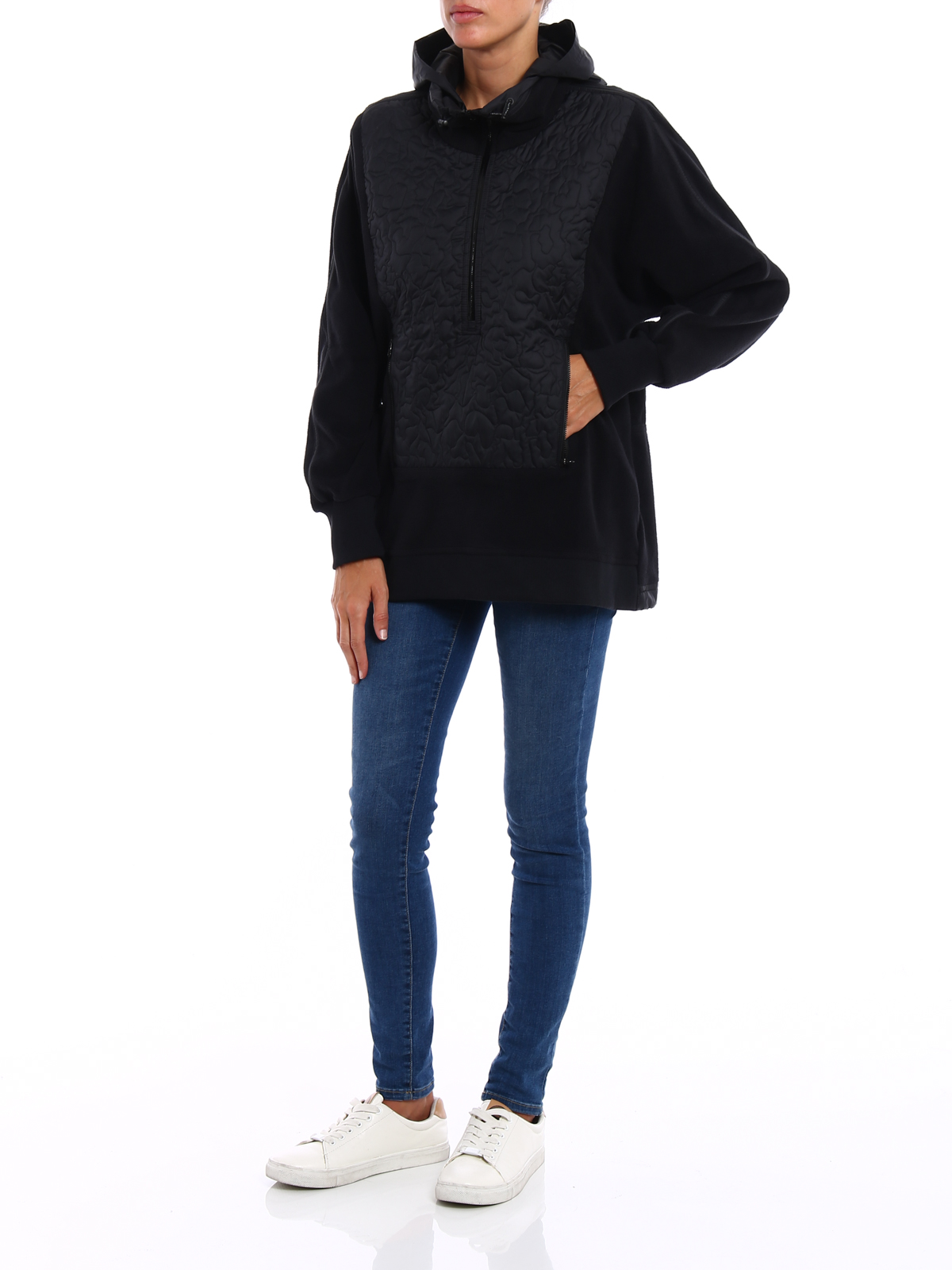 a52842786fb44 Run Polar fleece sweatshirt shop online: ADIDAS BY STELLA MCCARTNEY