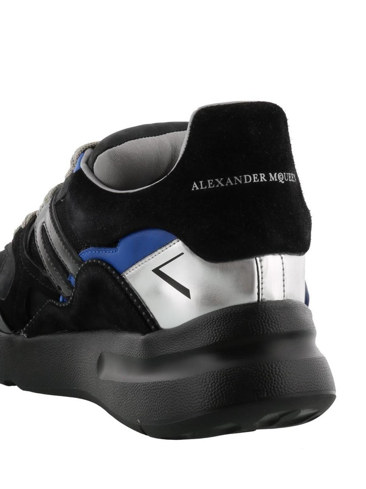 Alexander Mcqueen - Runner Patchwork