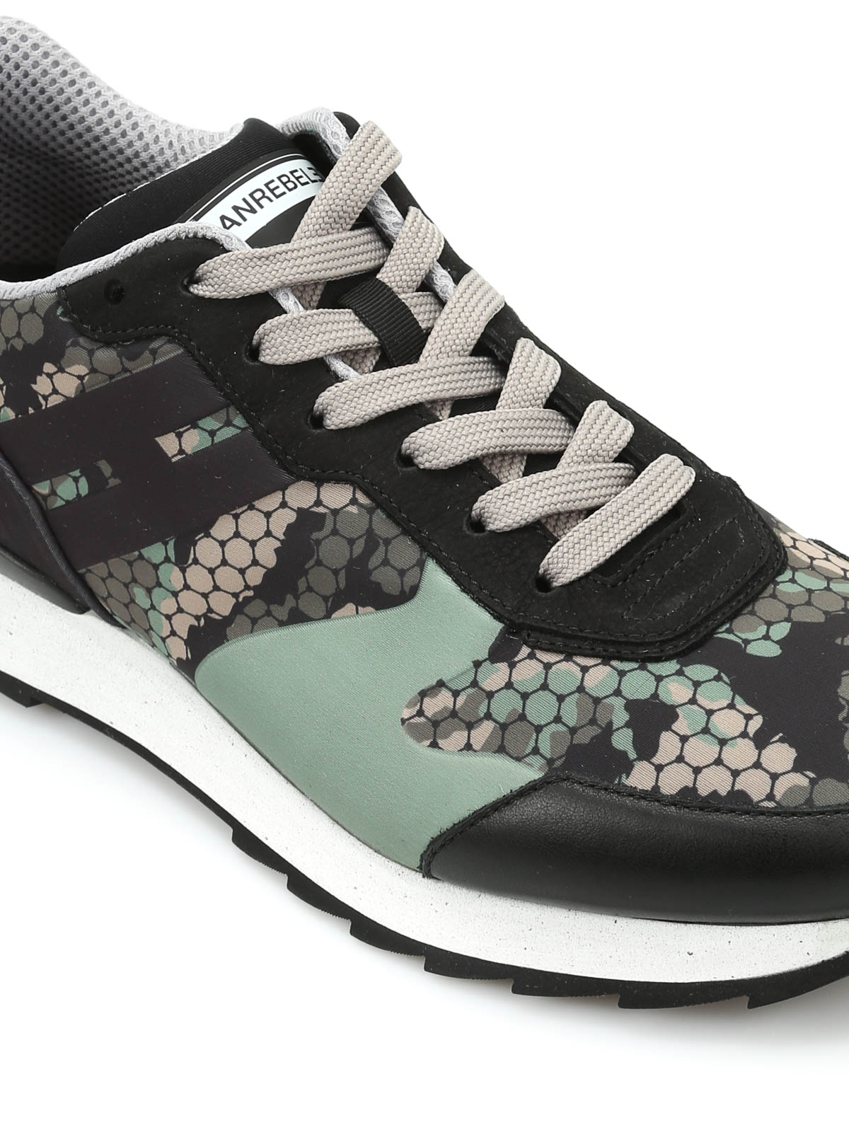 Hogan Rebel - Sneaker Running R261 - sneakers - HXM2610U400CB80XCR 55a04221750
