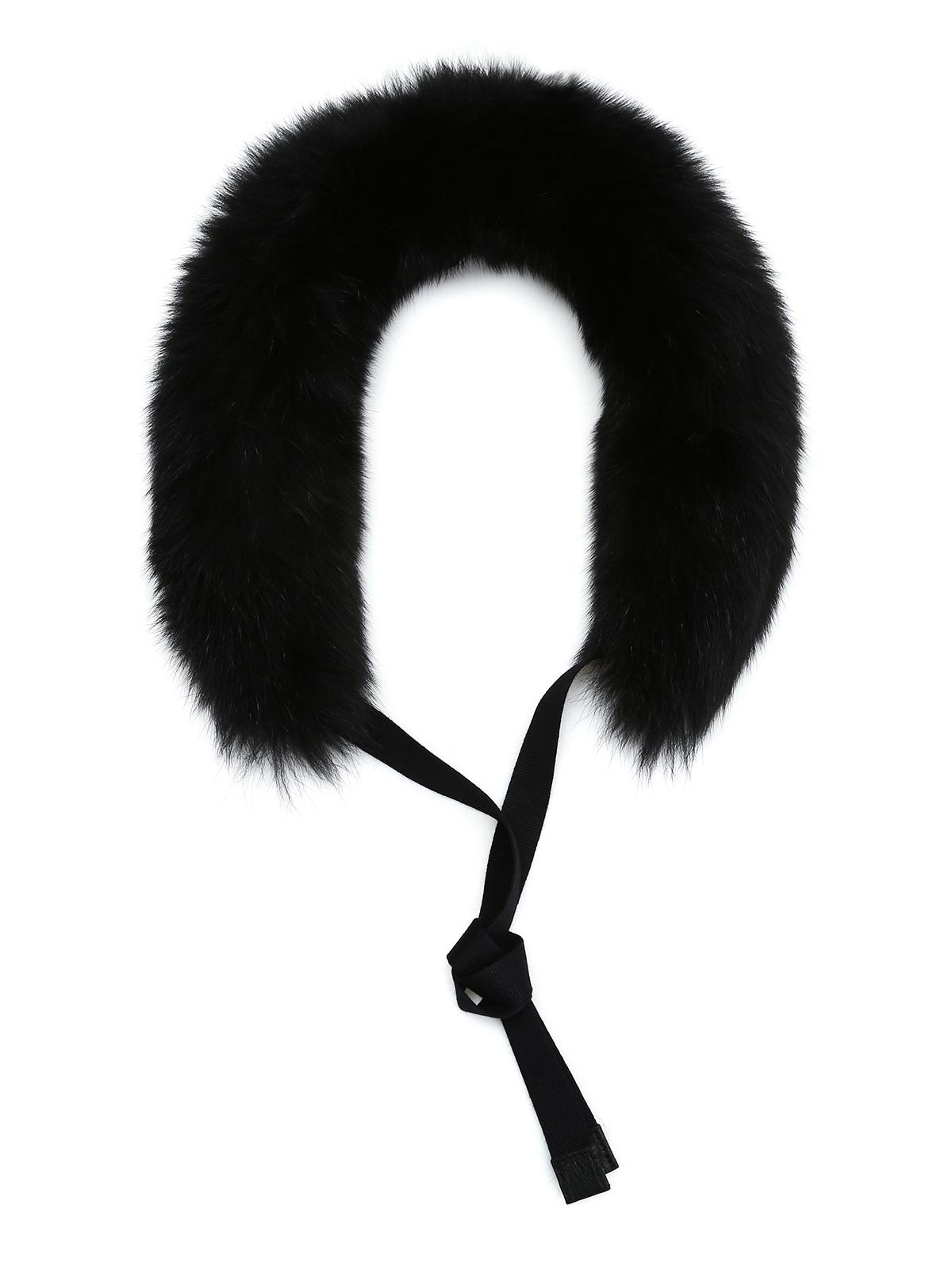 S Max Mara - Collo Uniion in pelliccia di volpe - sciarpe e foulard ... 5b5cf06aa68