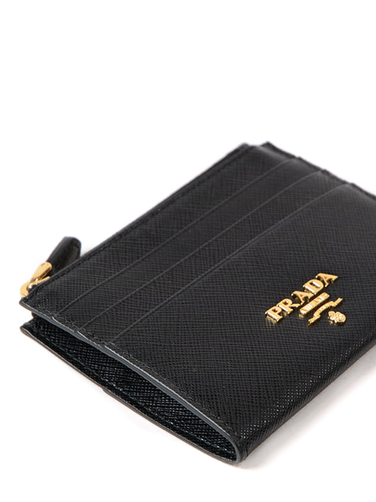 9b2ff890 Prada - Saffiano leather card case - wallets & purses - 1MC026QWAF0002
