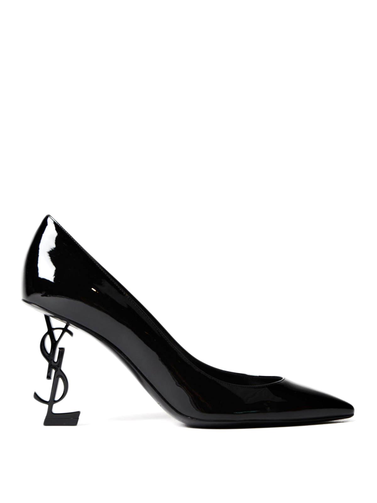 100% autentico bb4fd 73e53 Saint Laurent - Décolleté Opyum con tacco YSL - scarpe ...