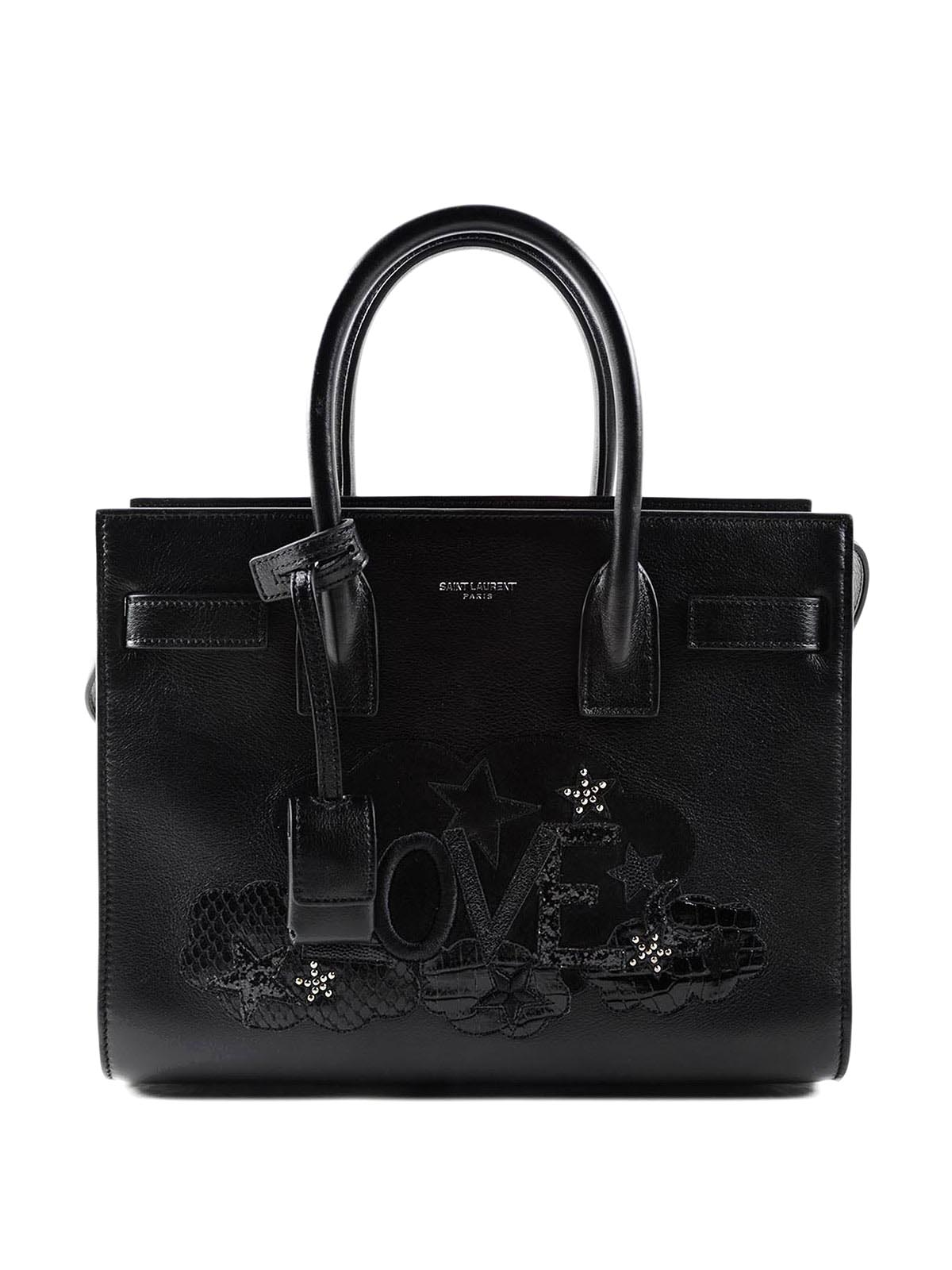 baby sac de jour bag by saint laurent totes bags ikrix. Black Bedroom Furniture Sets. Home Design Ideas
