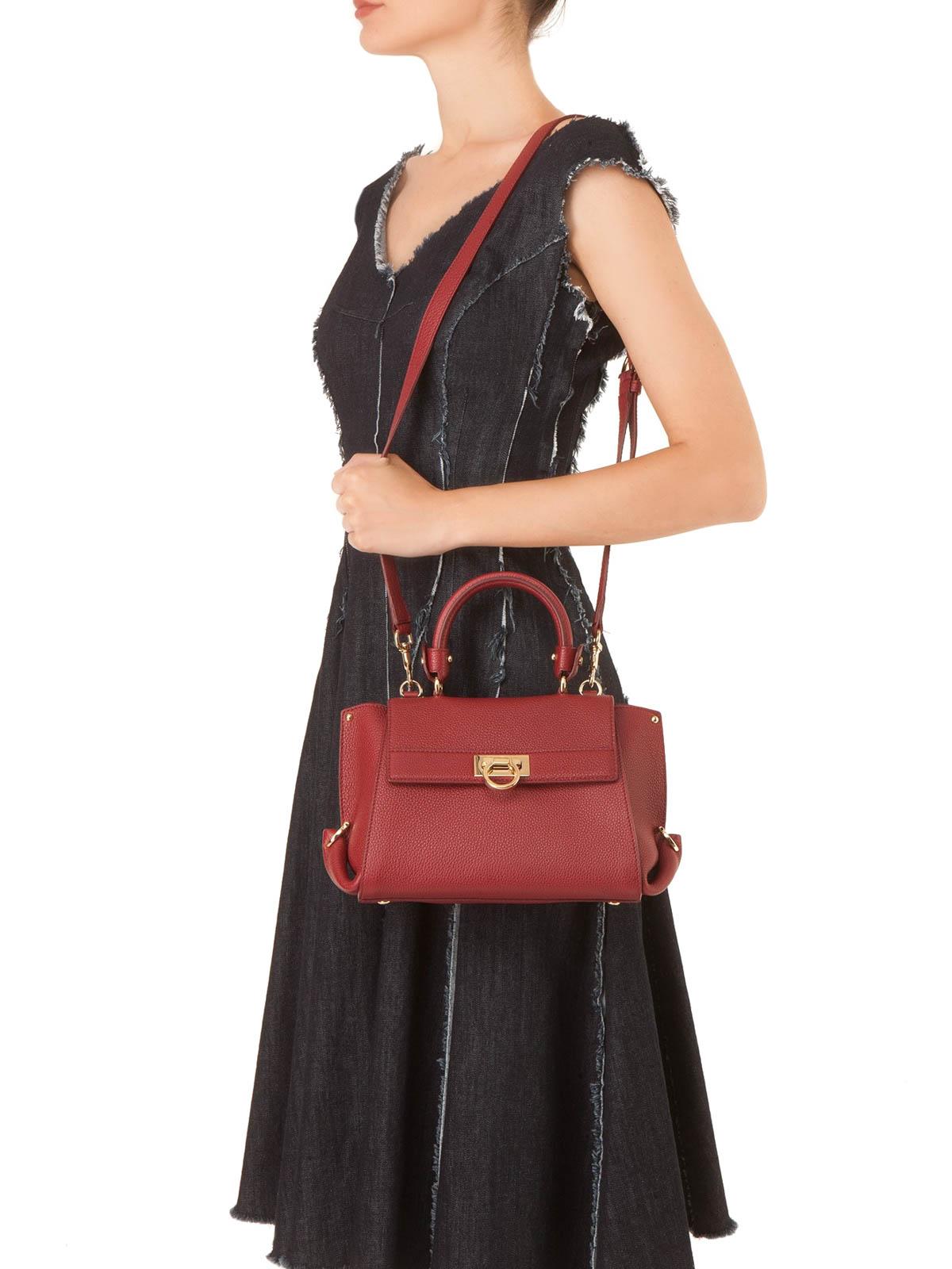 Salvatore Ferragamo - Sofia small tote - totes bags - 21F628 649204 0db0159f0b667