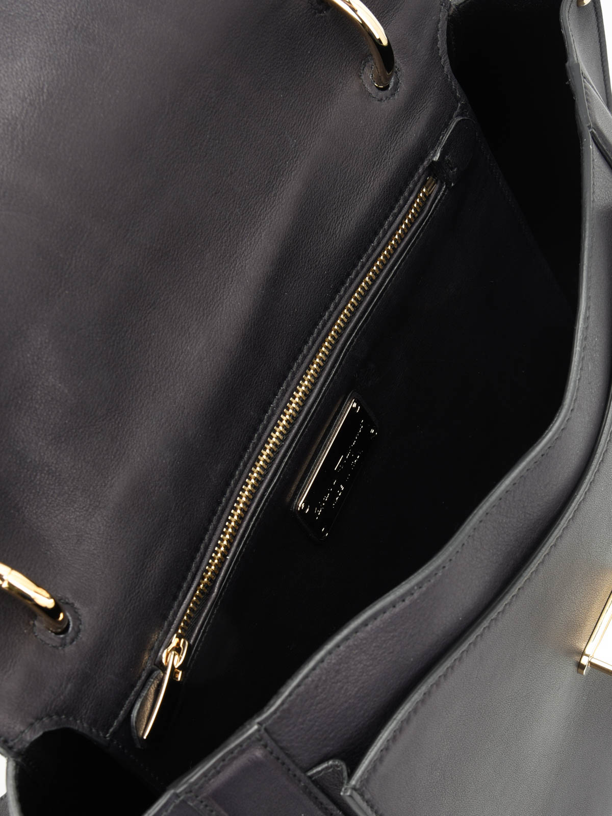 06699cb2f8 Salvatore Ferragamo - Suzanna leather tote - totes bags - 21G395664063
