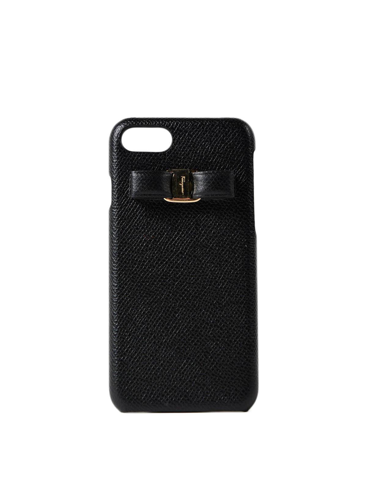 online store 000a1 7a6e2 Salvatore Ferragamo - iPhone 7 Vara bow case - Cases & Covers ...