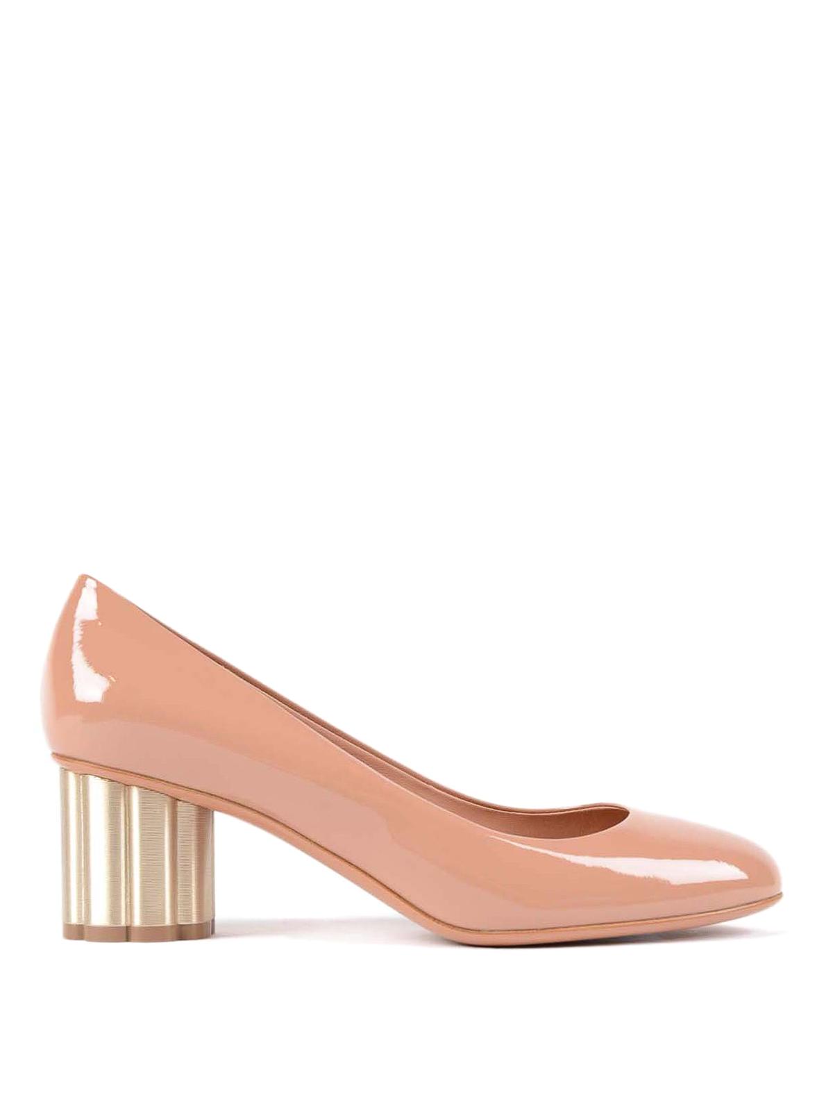 5accad6d0d03 Salvatore Ferragamo - Lucca 55 pumps - court shoes - 01M686 672735