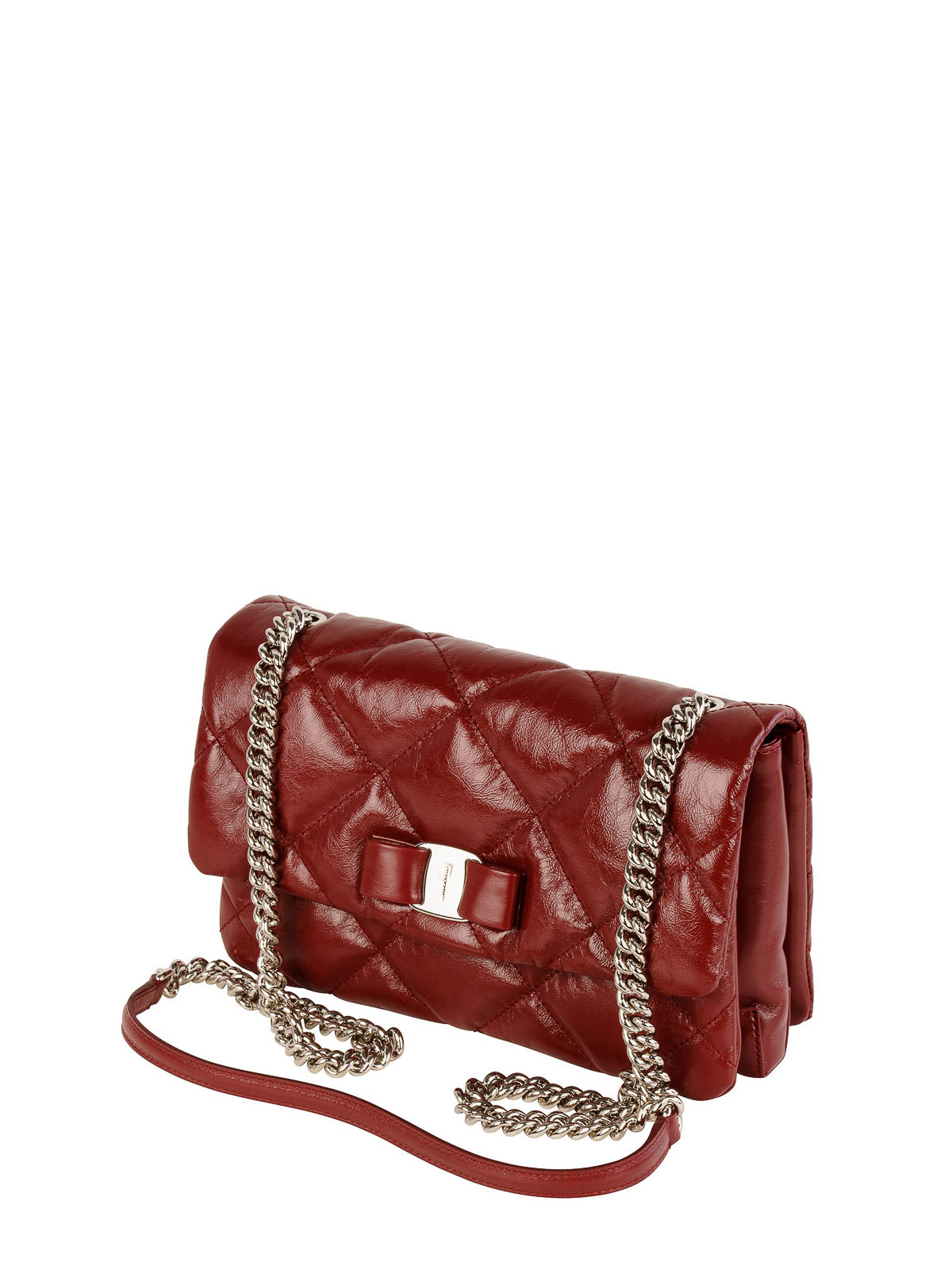 103243278d17 SALVATORE FERRAGAMO  cross body bags online - Gelly leather cross body bag