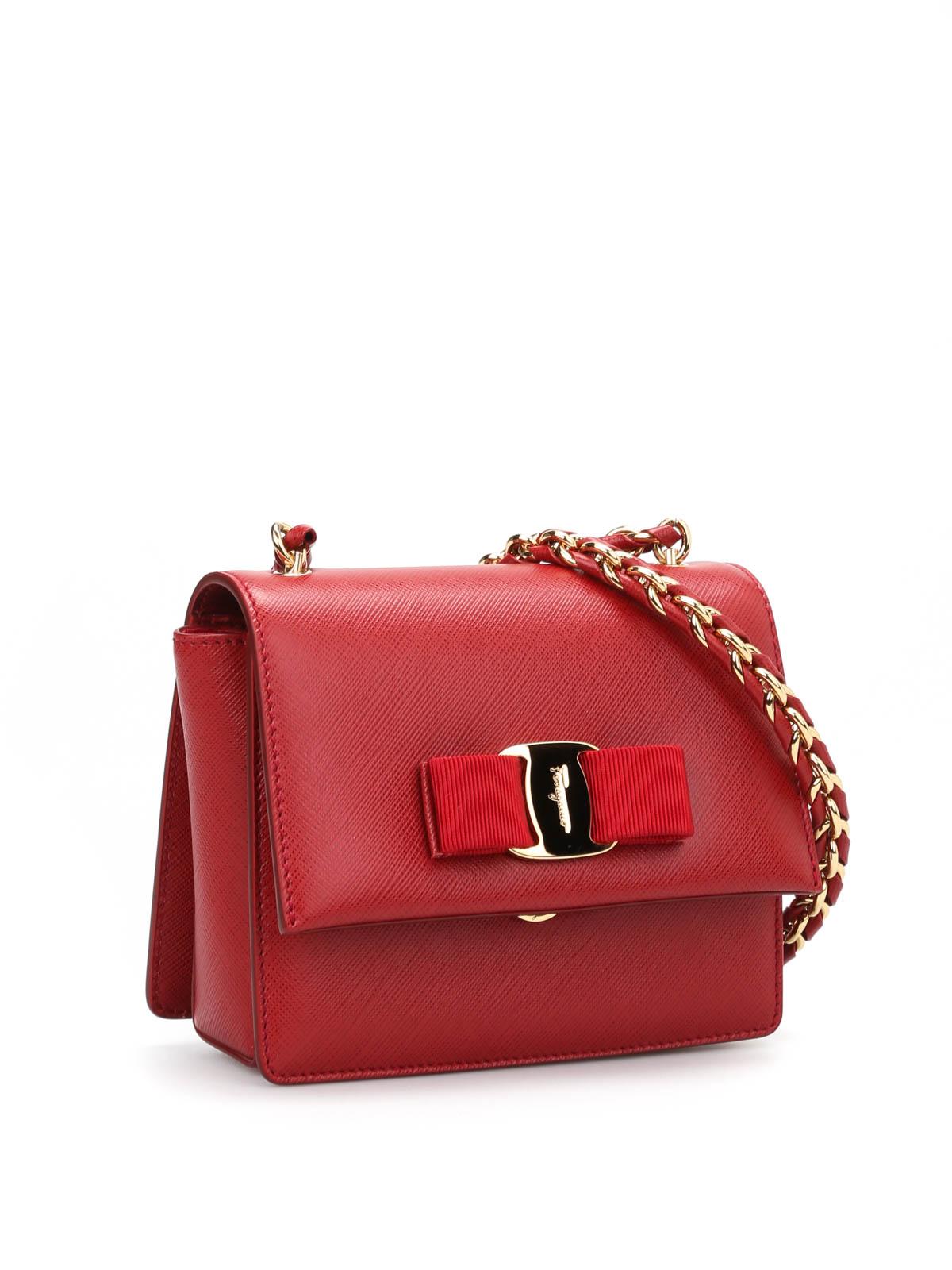 SALVATORE FERRAGAMO  cross body bags online - Ginny mini cross body bag 7cc22aa567e33