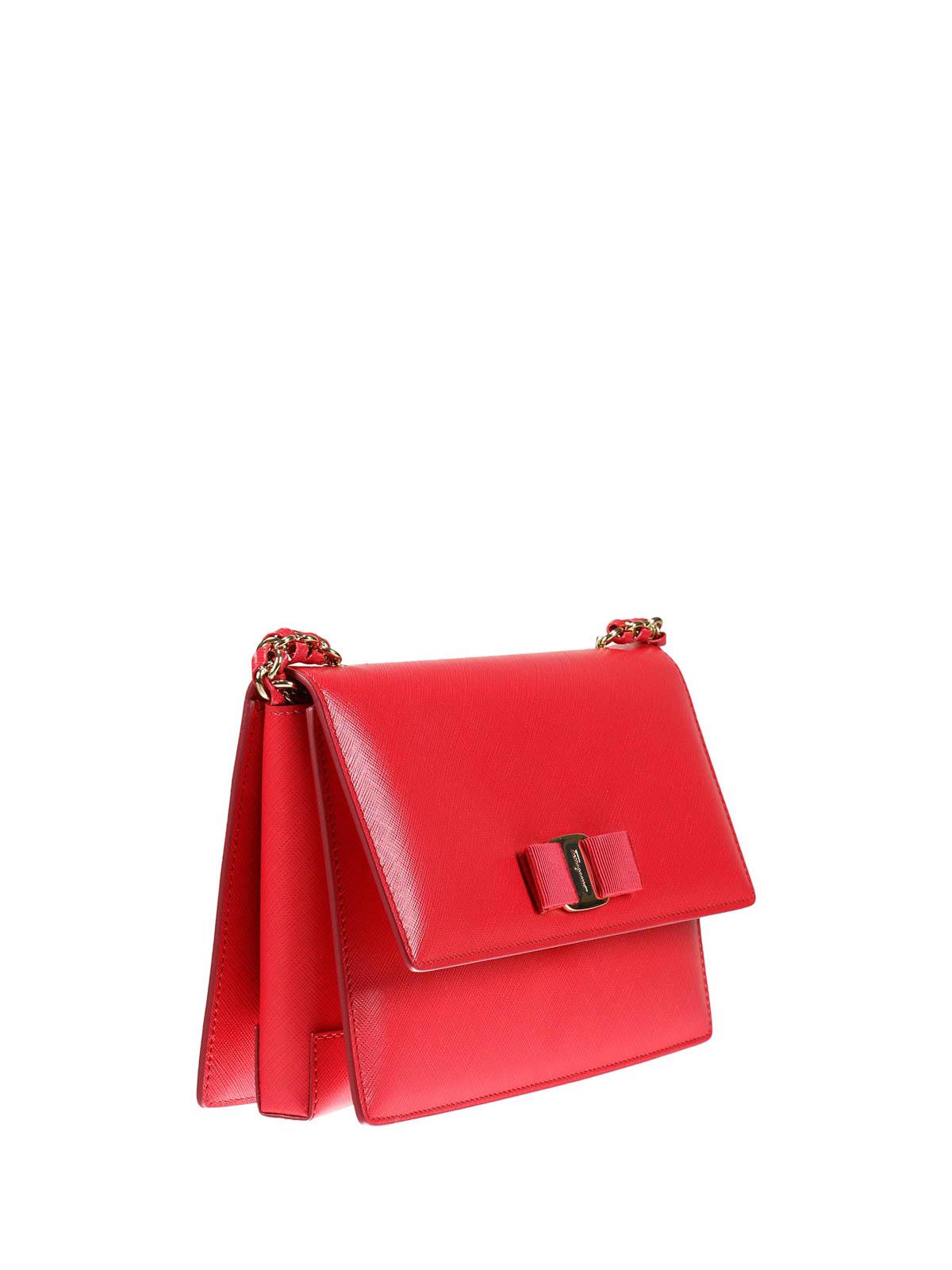 SALVATORE FERRAGAMO  cross body bags online - Medium Vara crossbody bag e98dc0701c59f