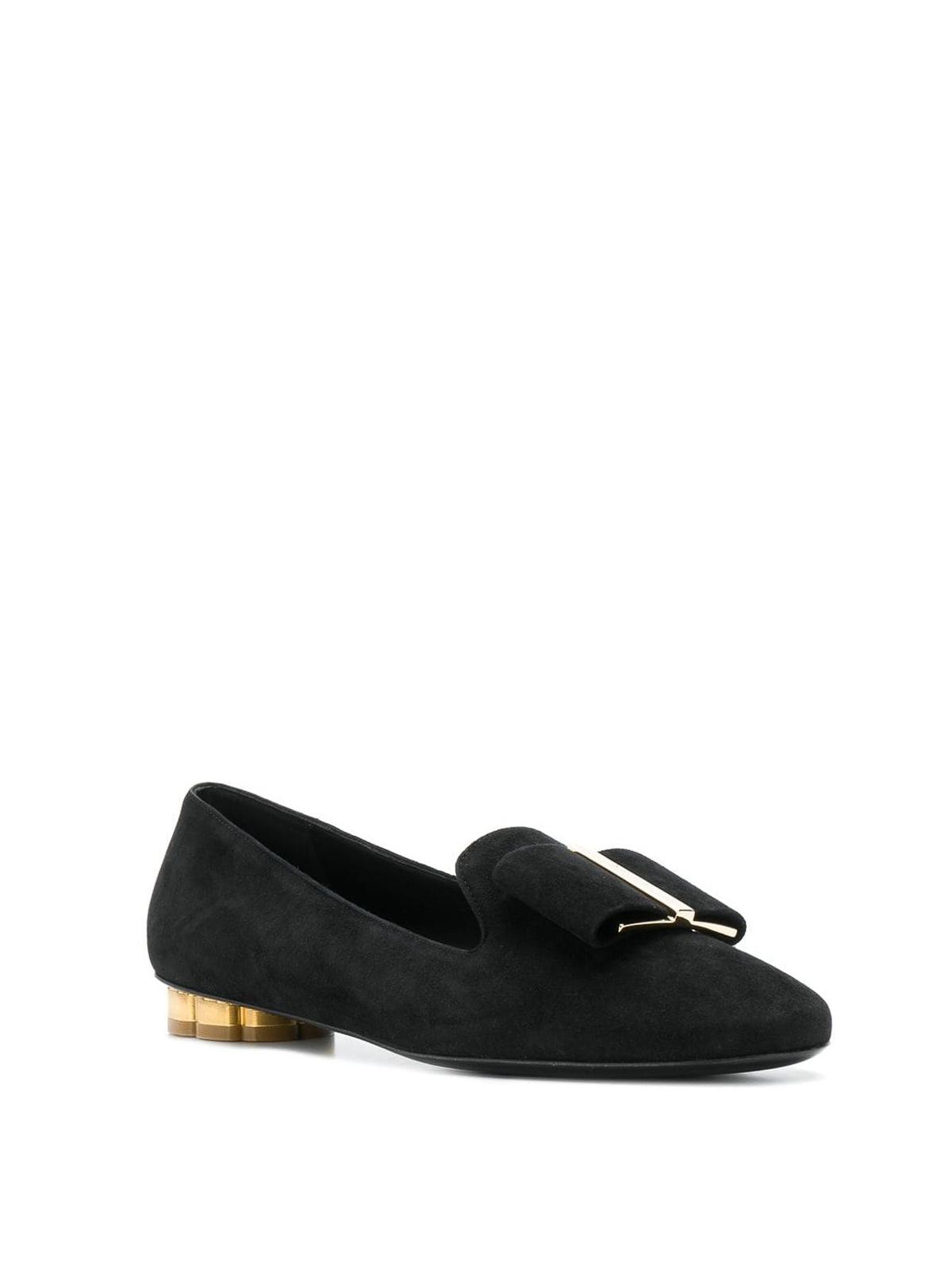 Salvatore Ferragamo - Sarno slippers
