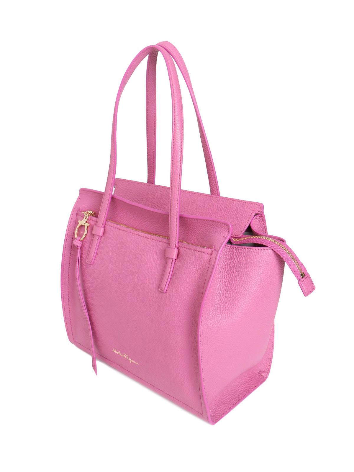 70281387448b Salvatore Ferragamo - Amy large tote - totes bags - 21F216022 ANE