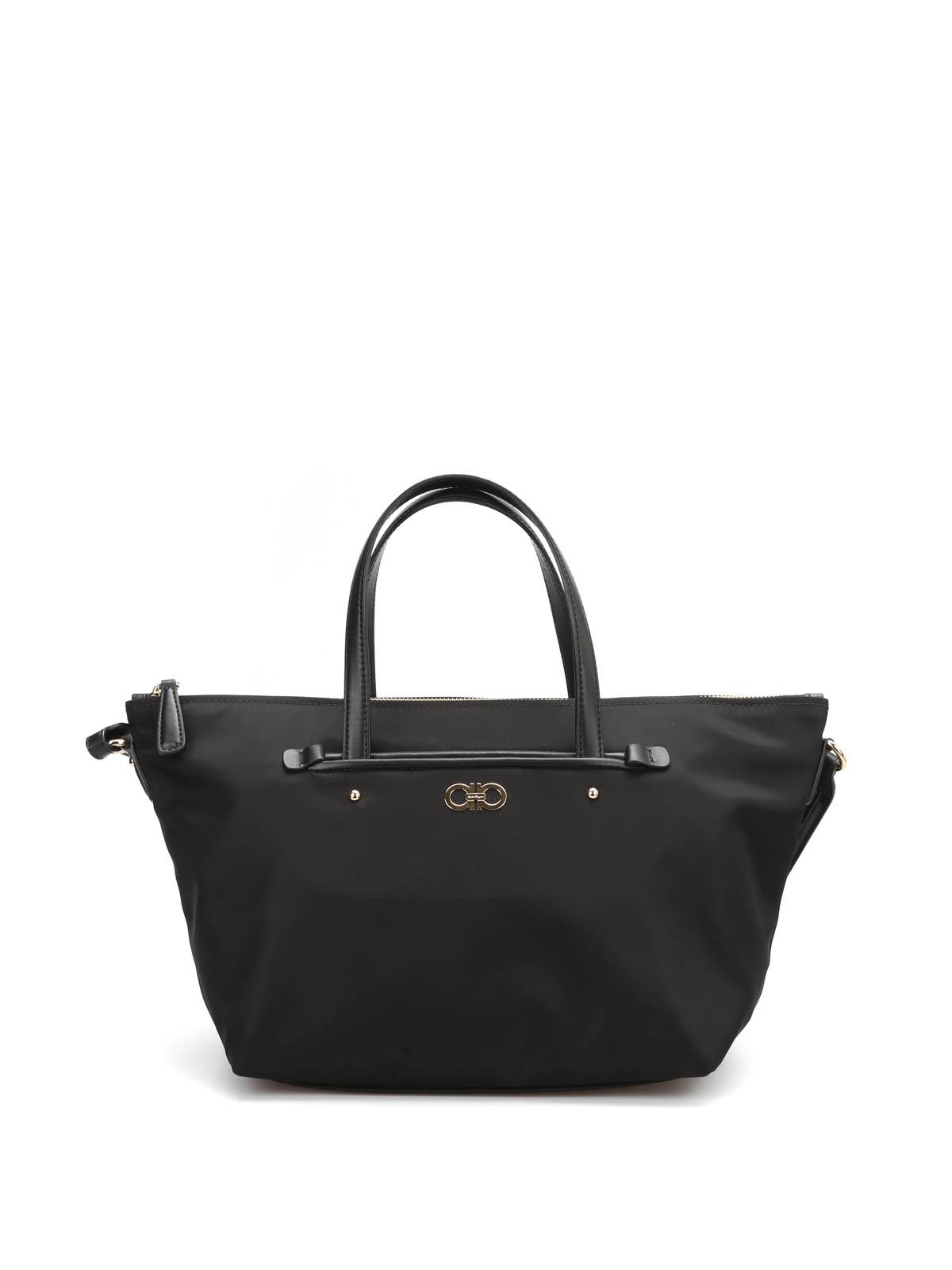 8ef2386fce48 Salvatore Ferragamo - Small Mika tote - totes bags - 21F685004 ...