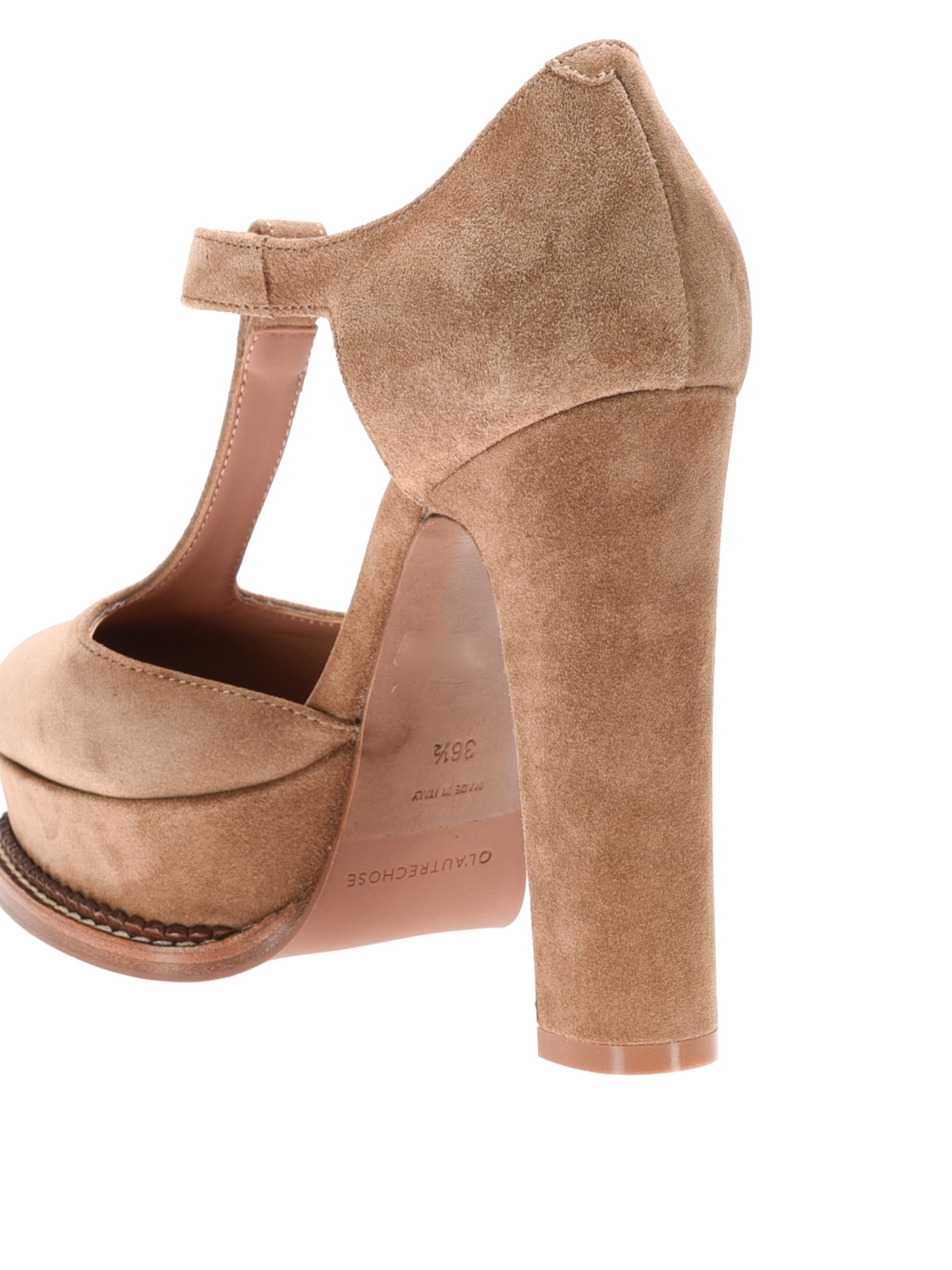 D collet d 39 orsay in crosta beige l 39 autre chose scarpe for Scarpe manolo blahnik shop on line