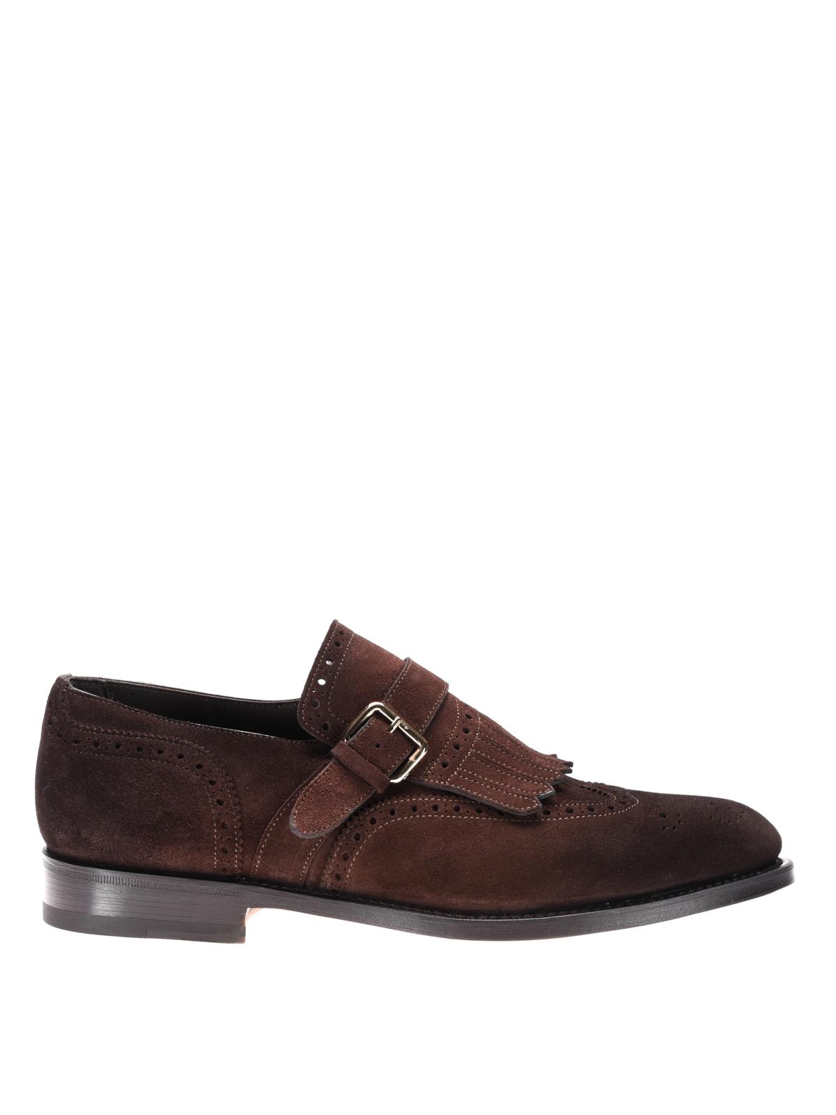 Santoni - Mocassin - Couleur Unie - Mocassins   Chaussures bateau ... 91244ddee5dc