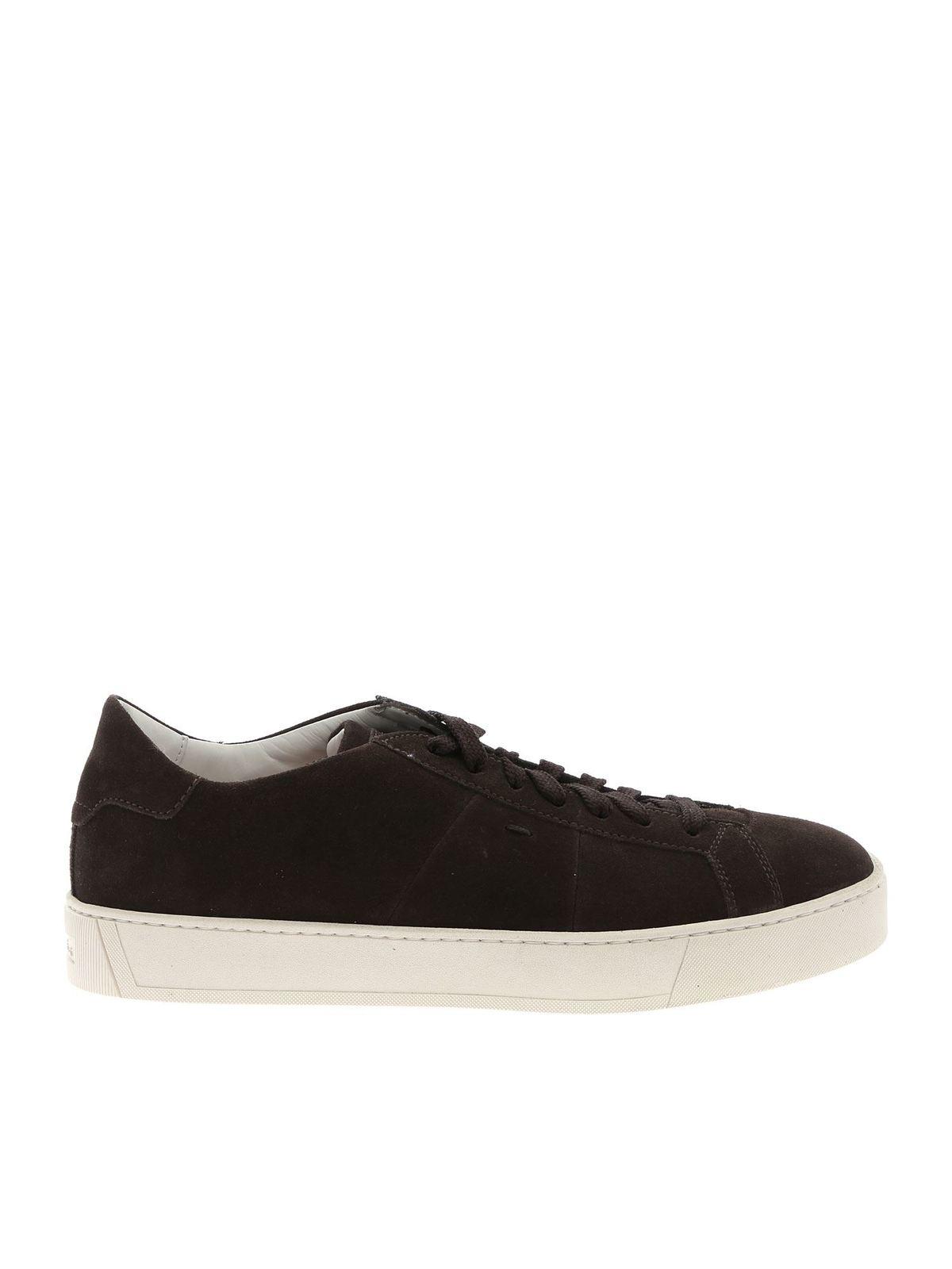 Santoni Sneaker Braun Sneaker MBGL21035PNNBHBCT50