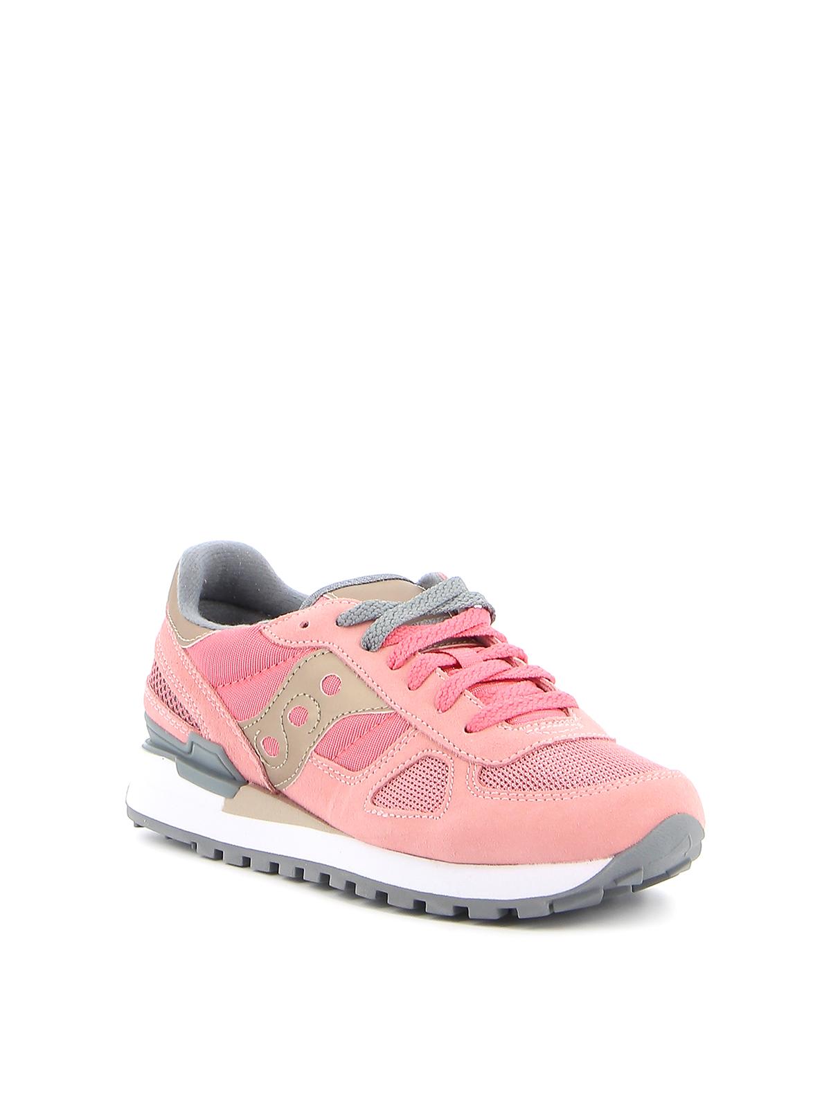 Saucony - Shadow Original pink sneakers