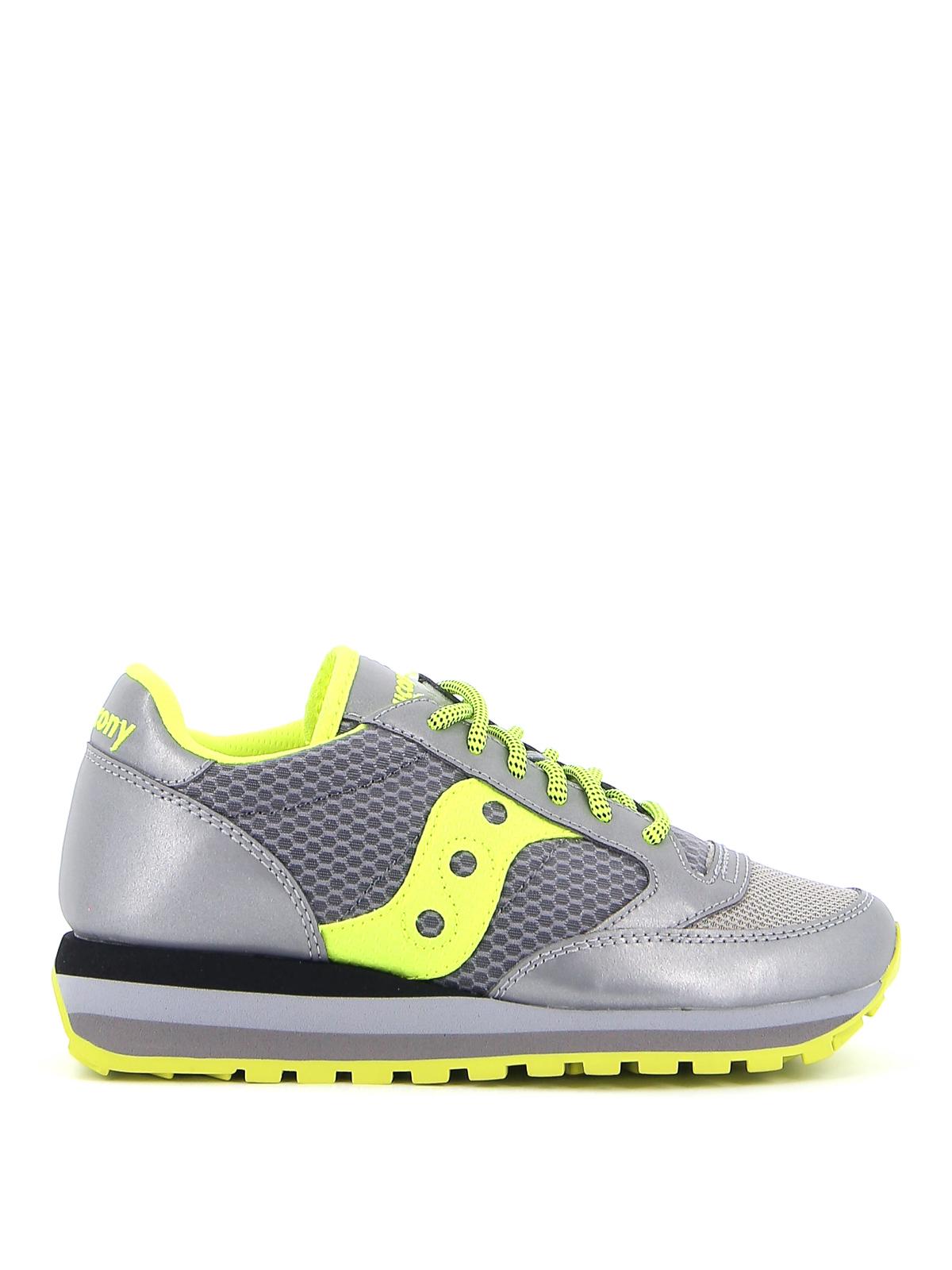 Saucony Jazz Triple Sneakers In Grey
