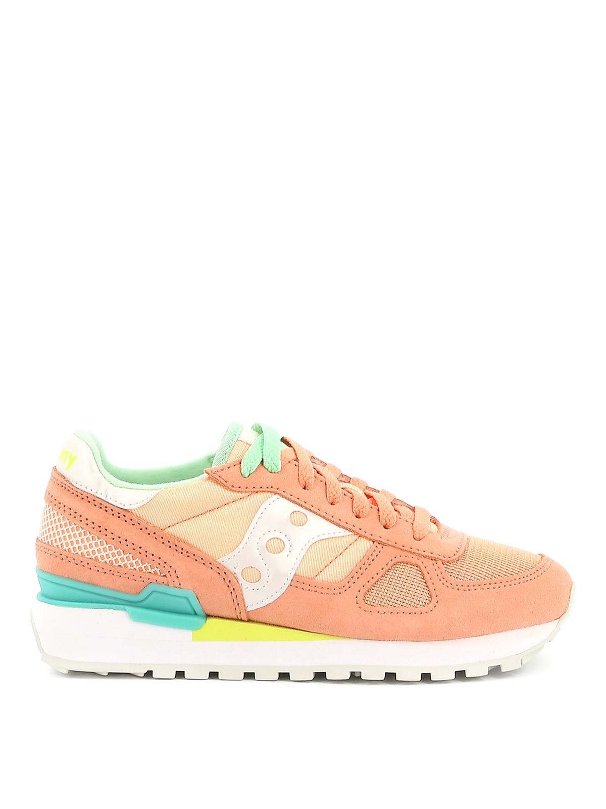 saucony peach