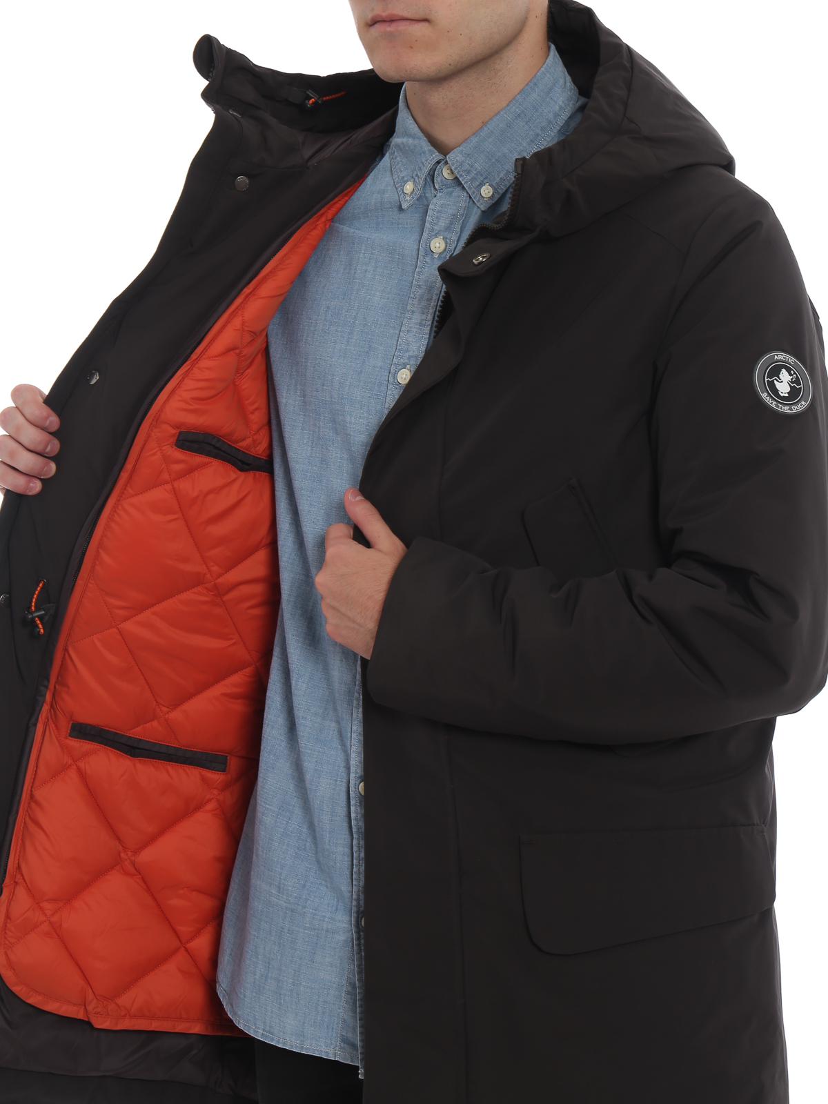 new style bca55 1979d Save the Duck - Copy padded jacket - padded jackets ...
