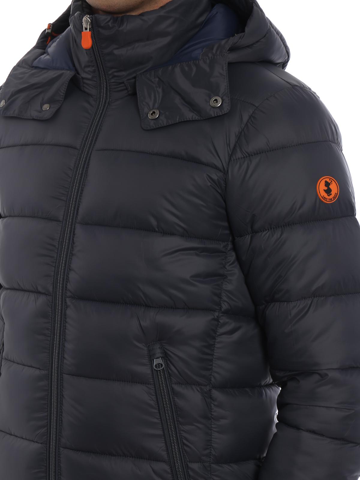 the best attitude b4380 1aa4b Save the Duck - Piumino pesante grigio scuro - giacche ...