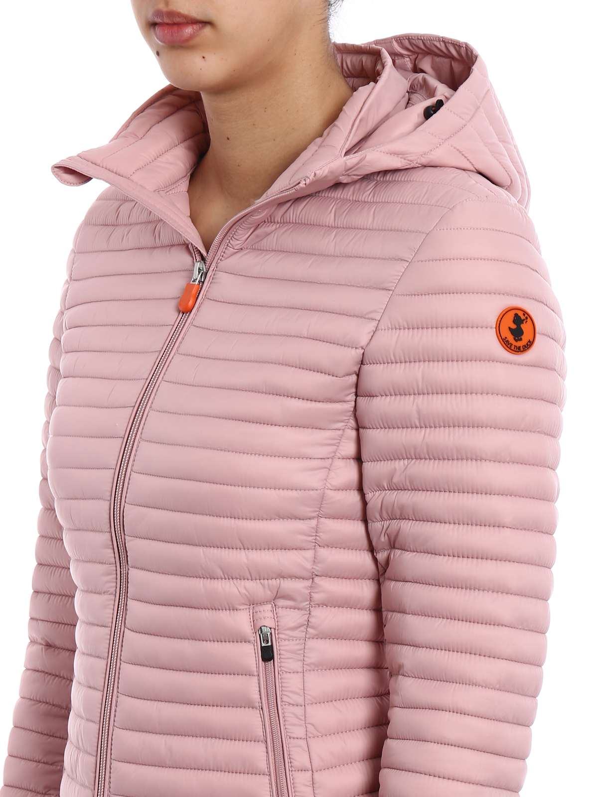 hot sale online 66ed6 03056 Save the Duck - Disney pink puffer jacket - padded jackets ...