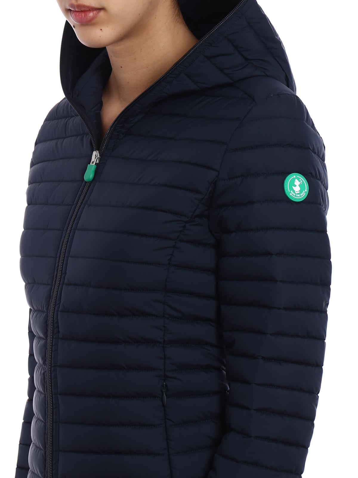 matelassée Duck recyclées Vestes veste la matelassées Sauvez 29HEYbeWDI