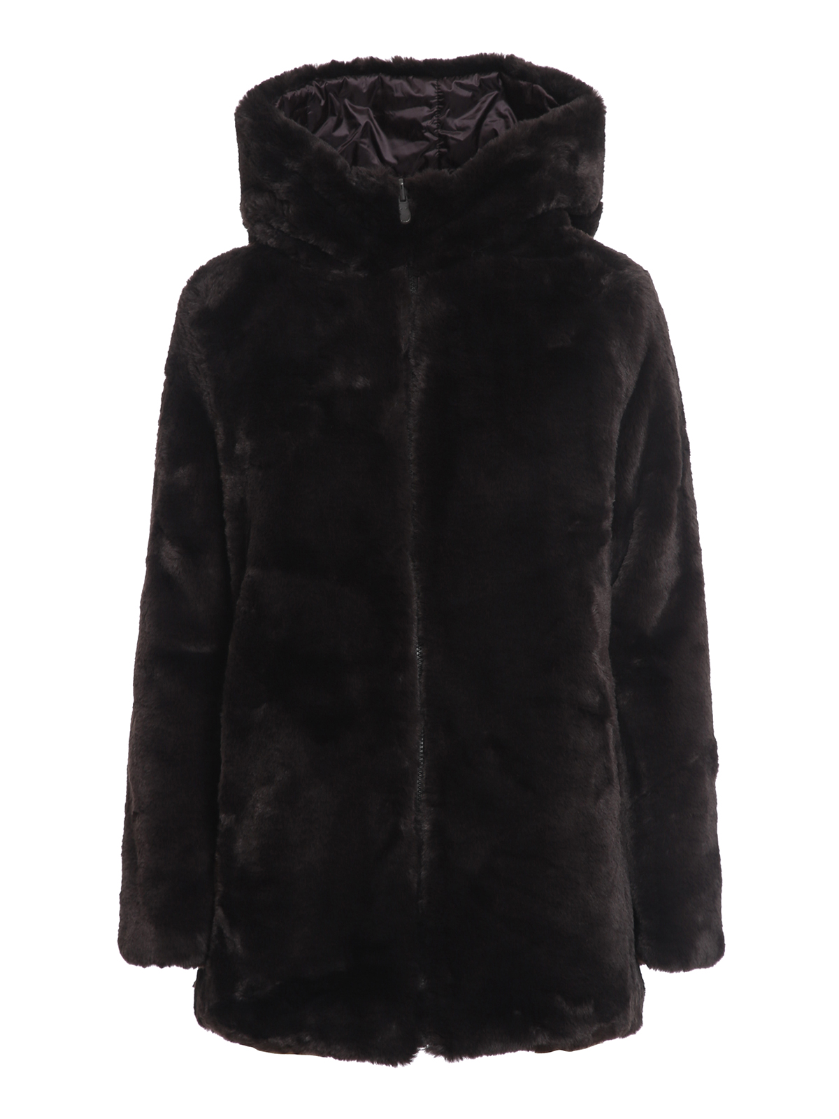 Save The Duck ANIMAL FREE FUR PADDED REVERSIBLE COAT