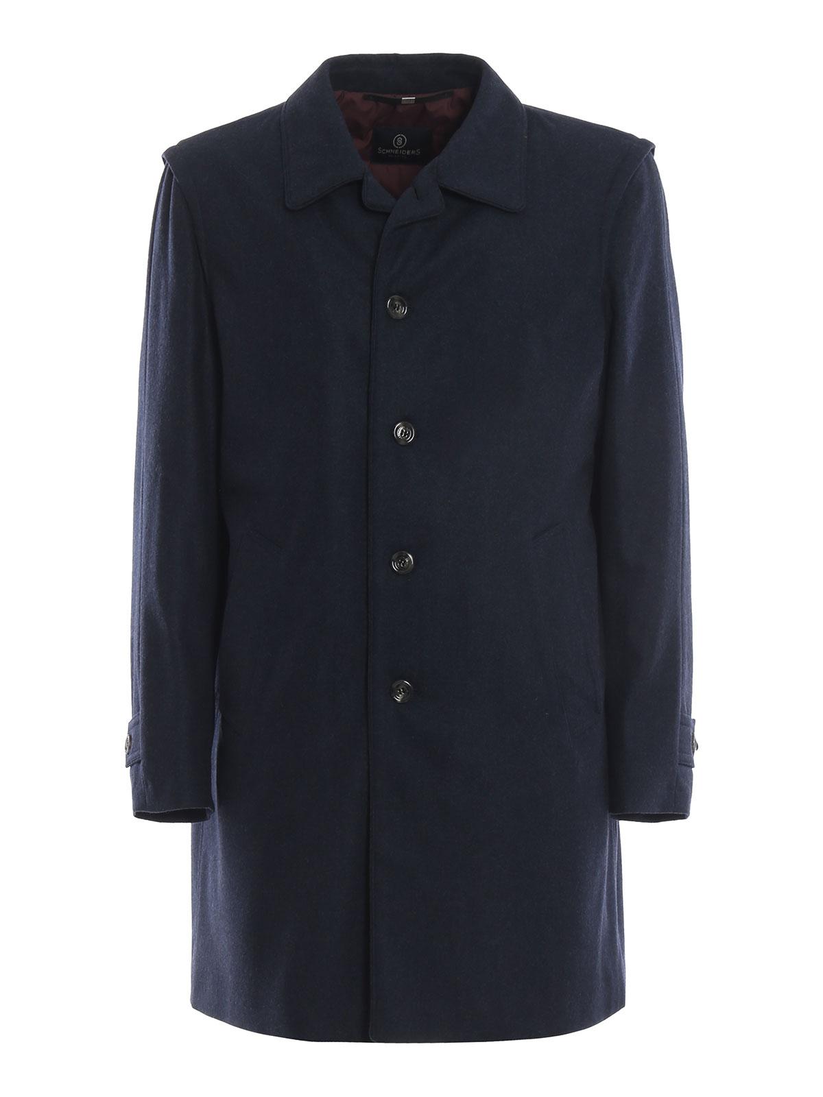 cappotto loden originale schneider donna