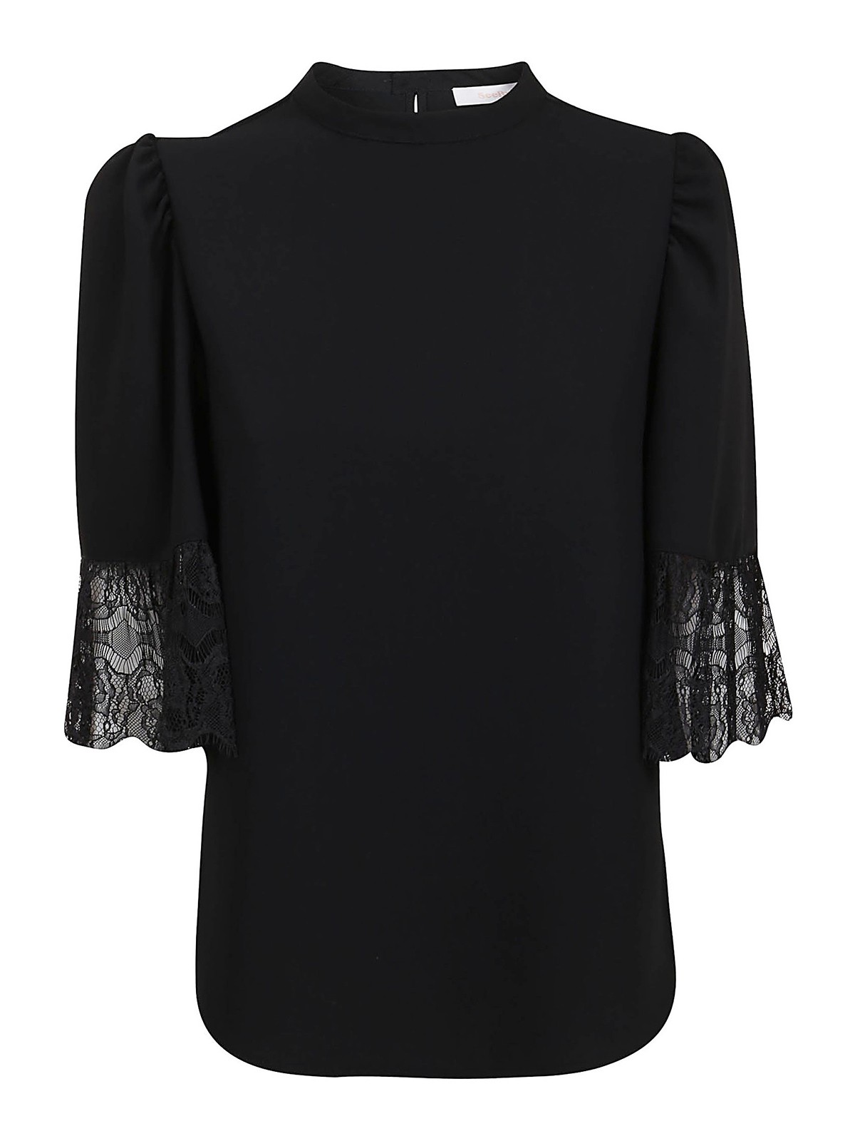 See By Chloé Blouses CREPE BLOUSE