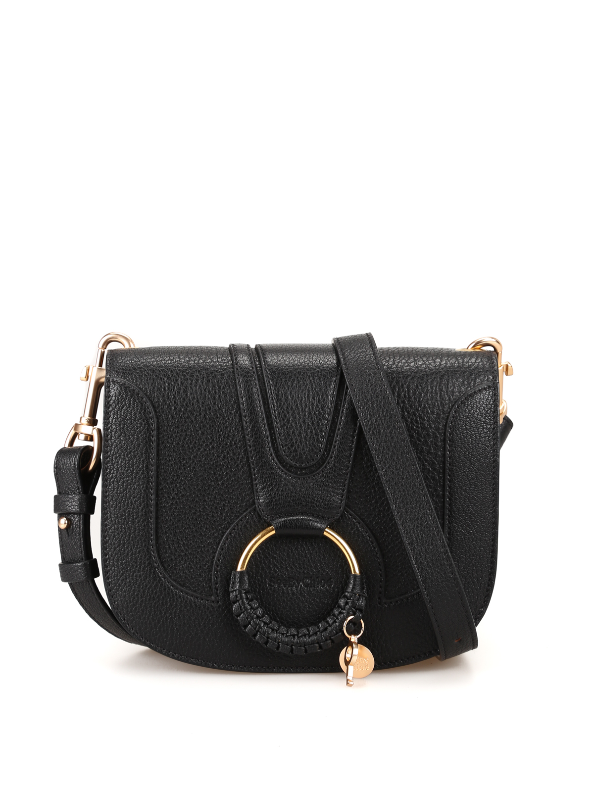 See By Chloé HANA GRAINED LEATHER BAG