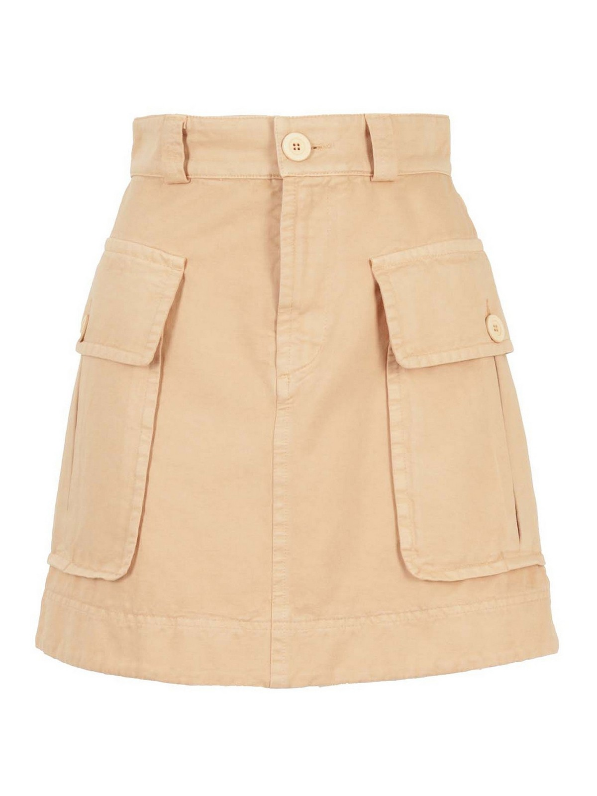 See By Chloé CARGO MINI SKIRT