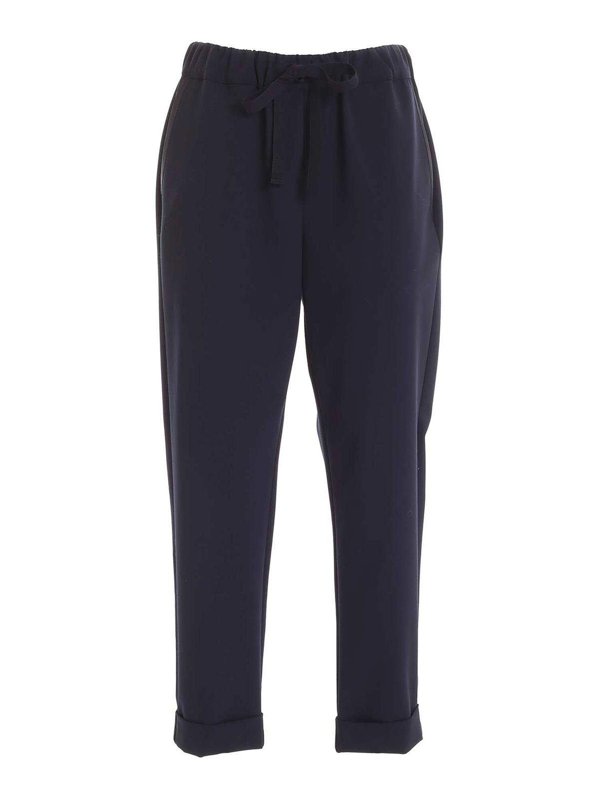 SEMICOUTURE BUDDY PANTS IN BLUE