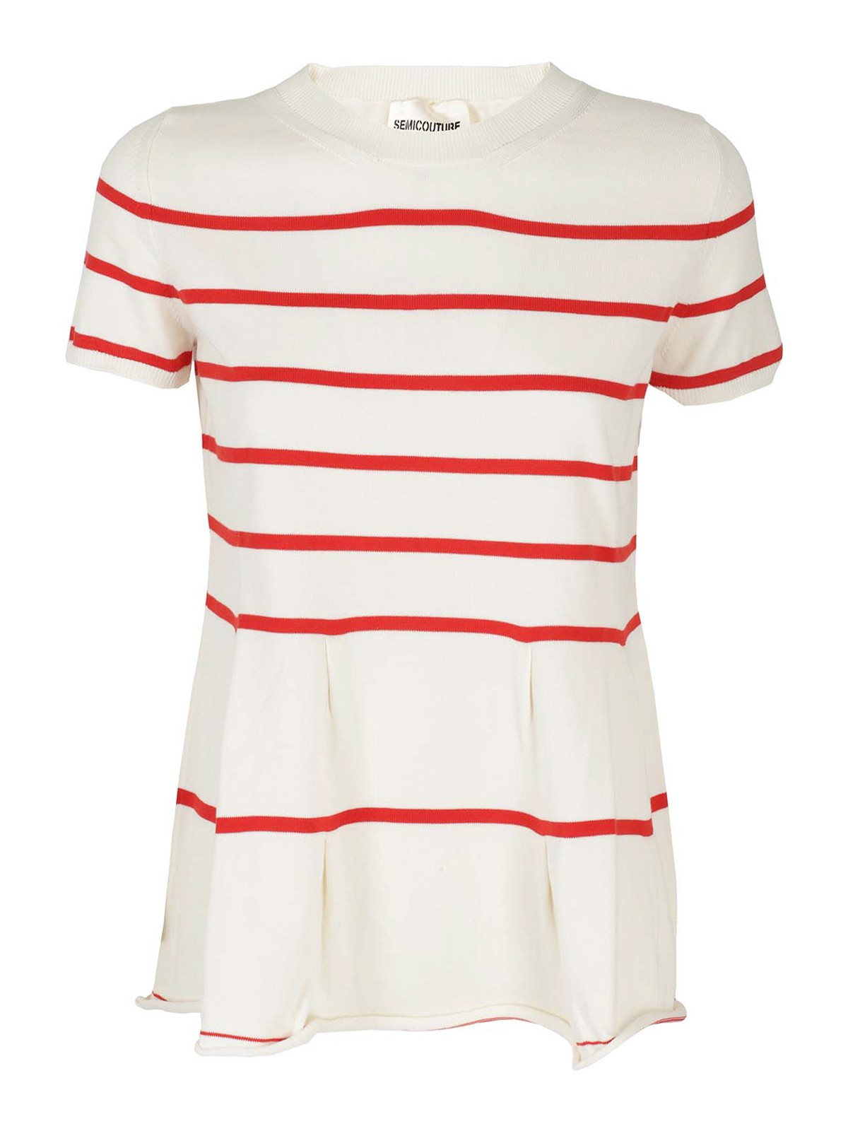 Semicouture T-shirts ALICE T-SHIRT