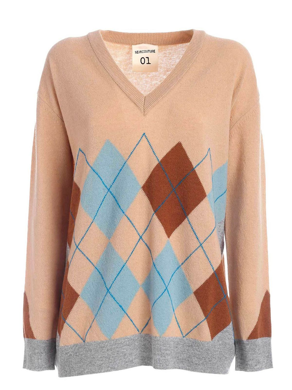 Semicouture GERTRUDE PULLOVER