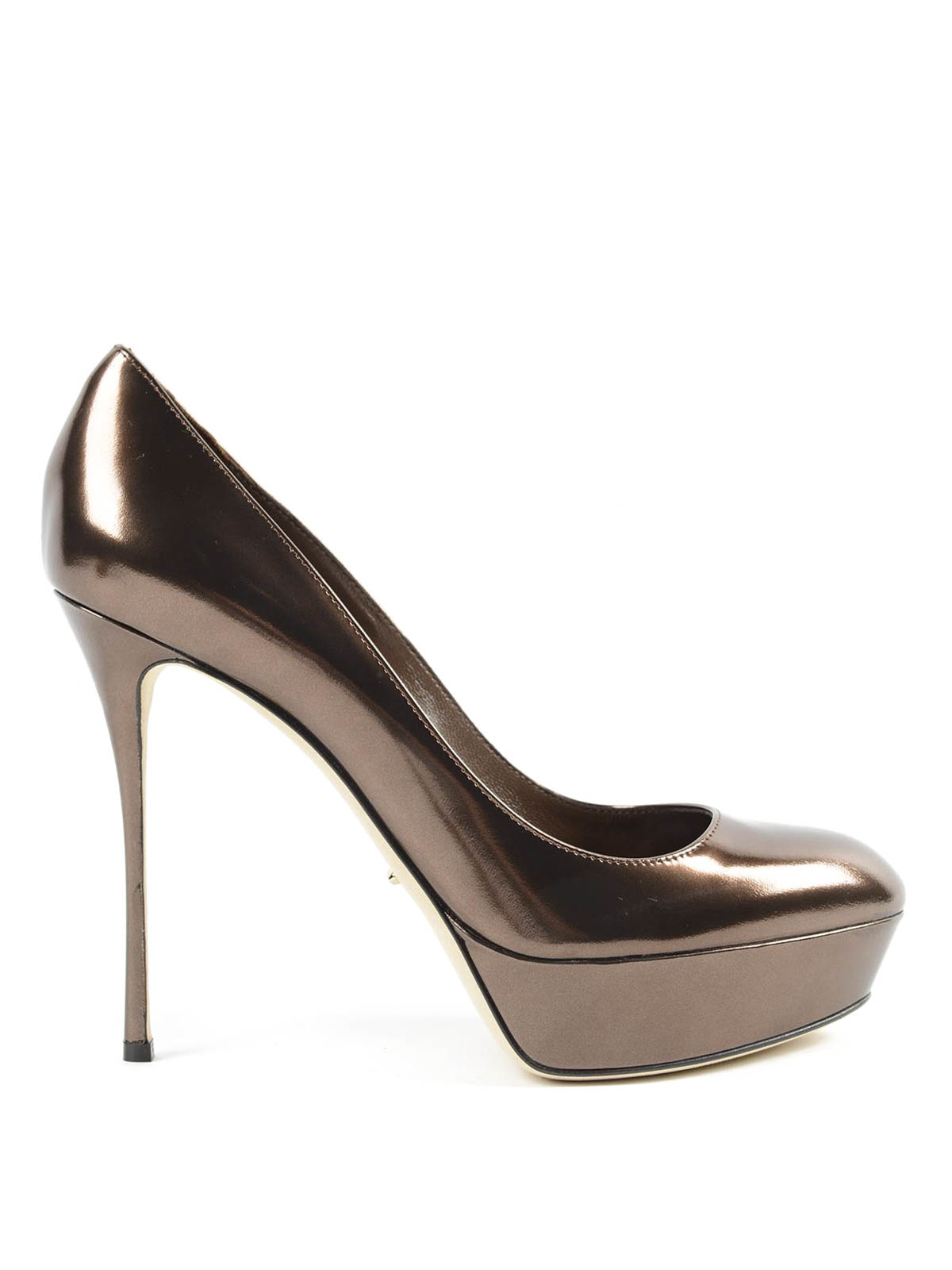 alton patent leather court shoes by sergio court