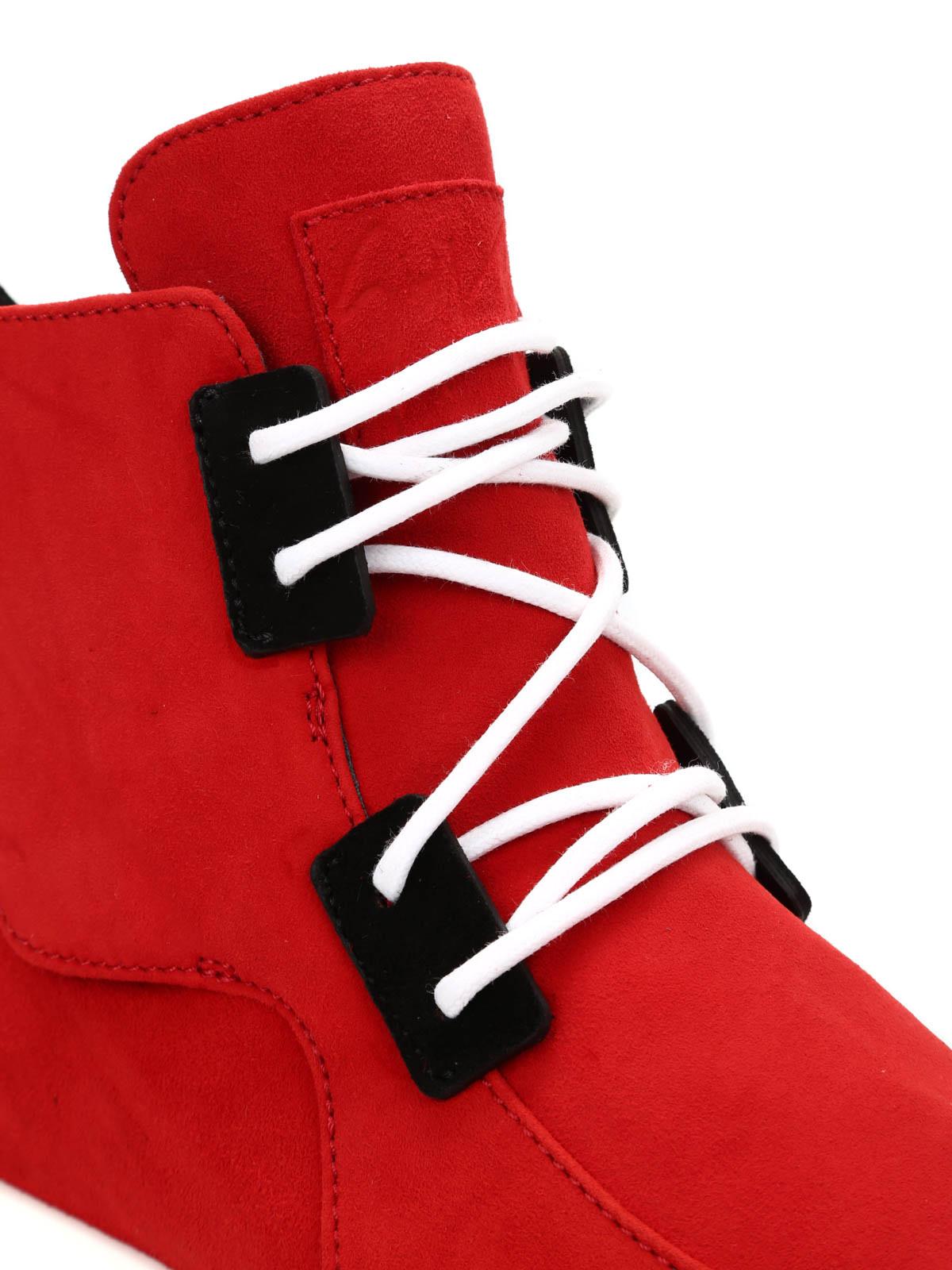 421a5fc12b9ac Giuseppe Zanotti - Shark 1.0 hi-top sneakers - trainers - RM6100002