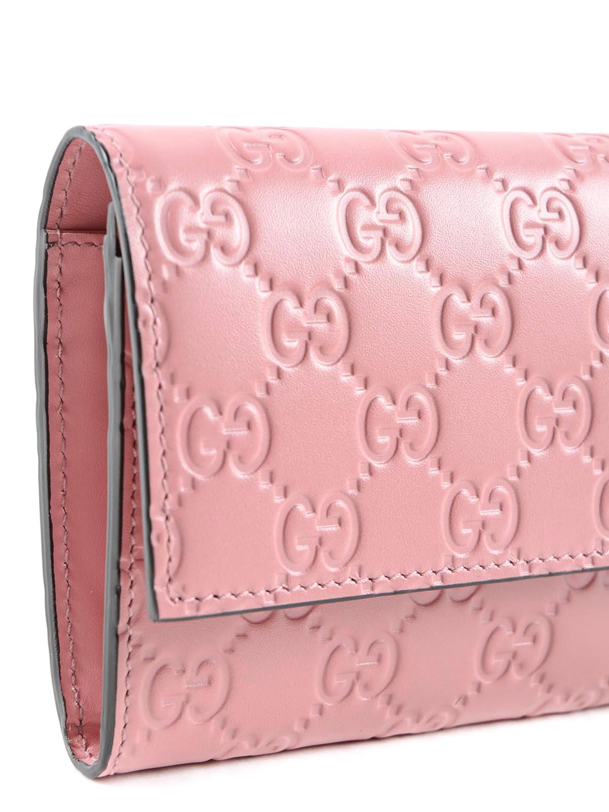 646b5c4d98db Gucci - Signature continental wallet - wallets & purses - 410100 ...