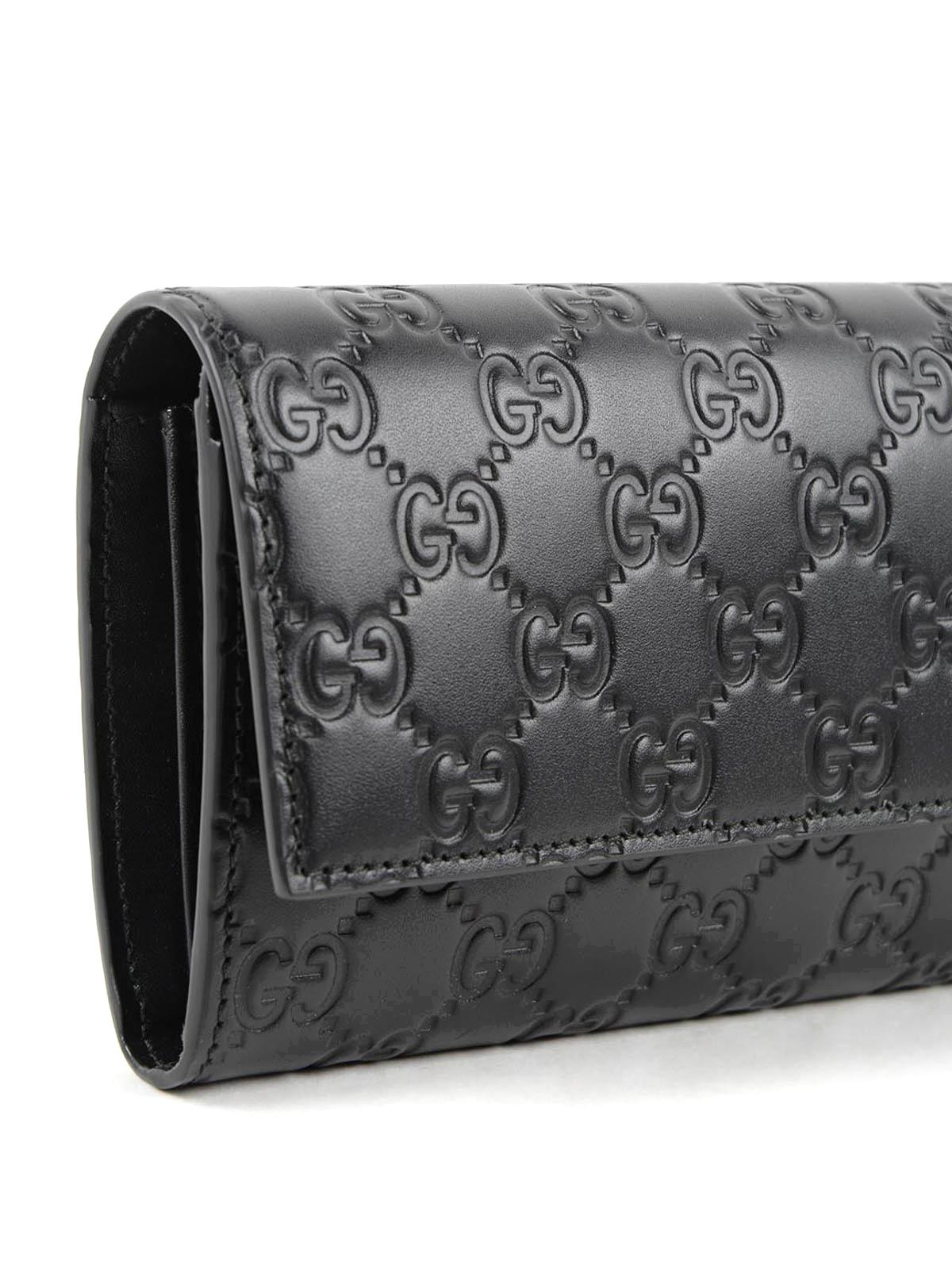cb35e5f0559b Gucci - 財布 レディース - 黒 - 財布&ポーチ - 410100 CWC1G 1000