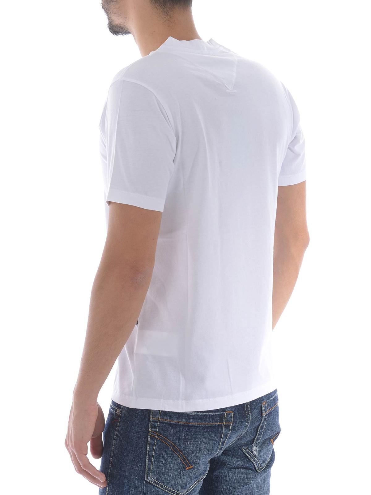 895b1ea97 Kenzo - Signature white T-shirt - t-shirts - F755TS0914SG01 | iKRIX.com