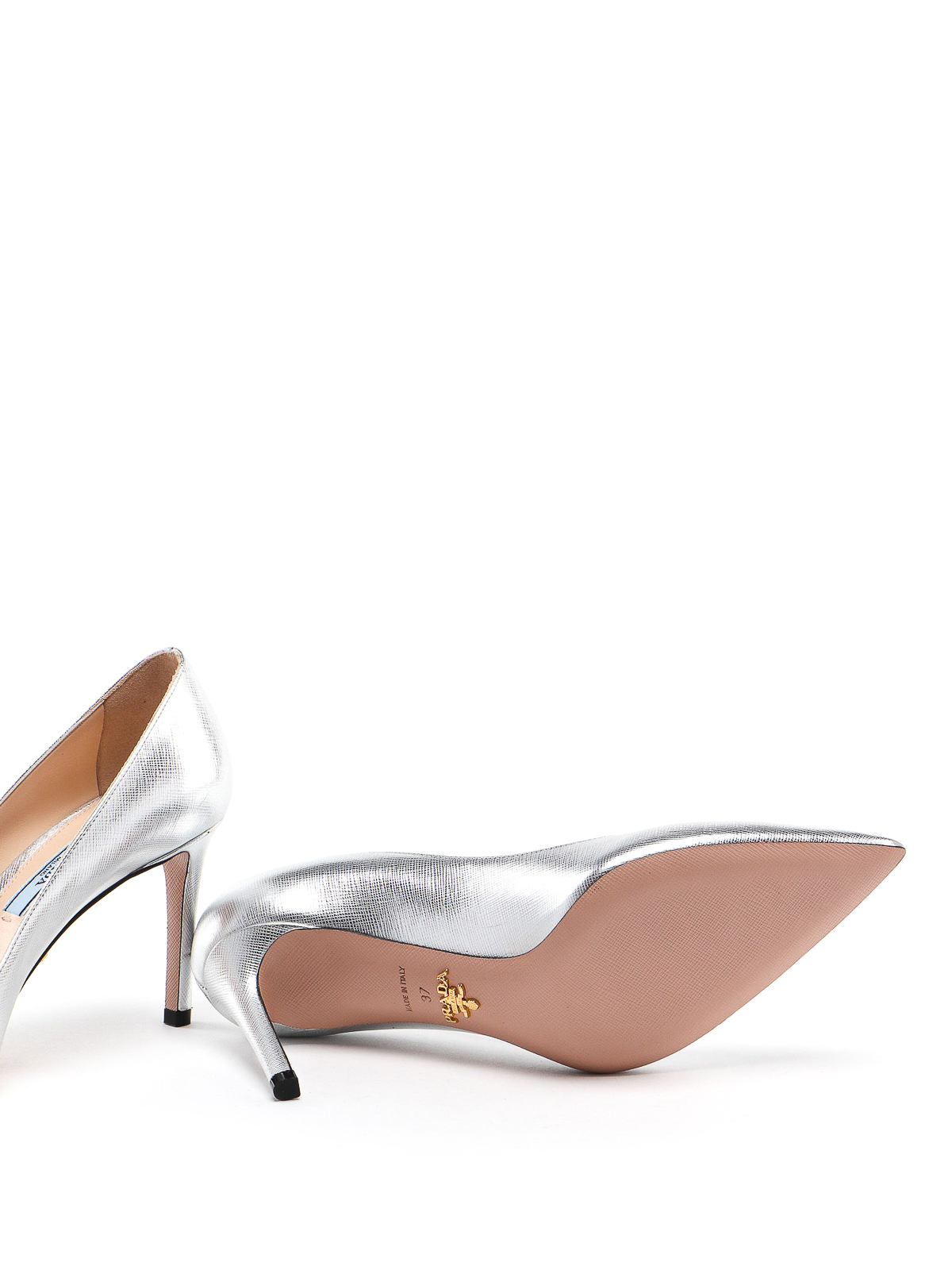 Prada Pumps Silber Pumps 1I834I3A9SF85118