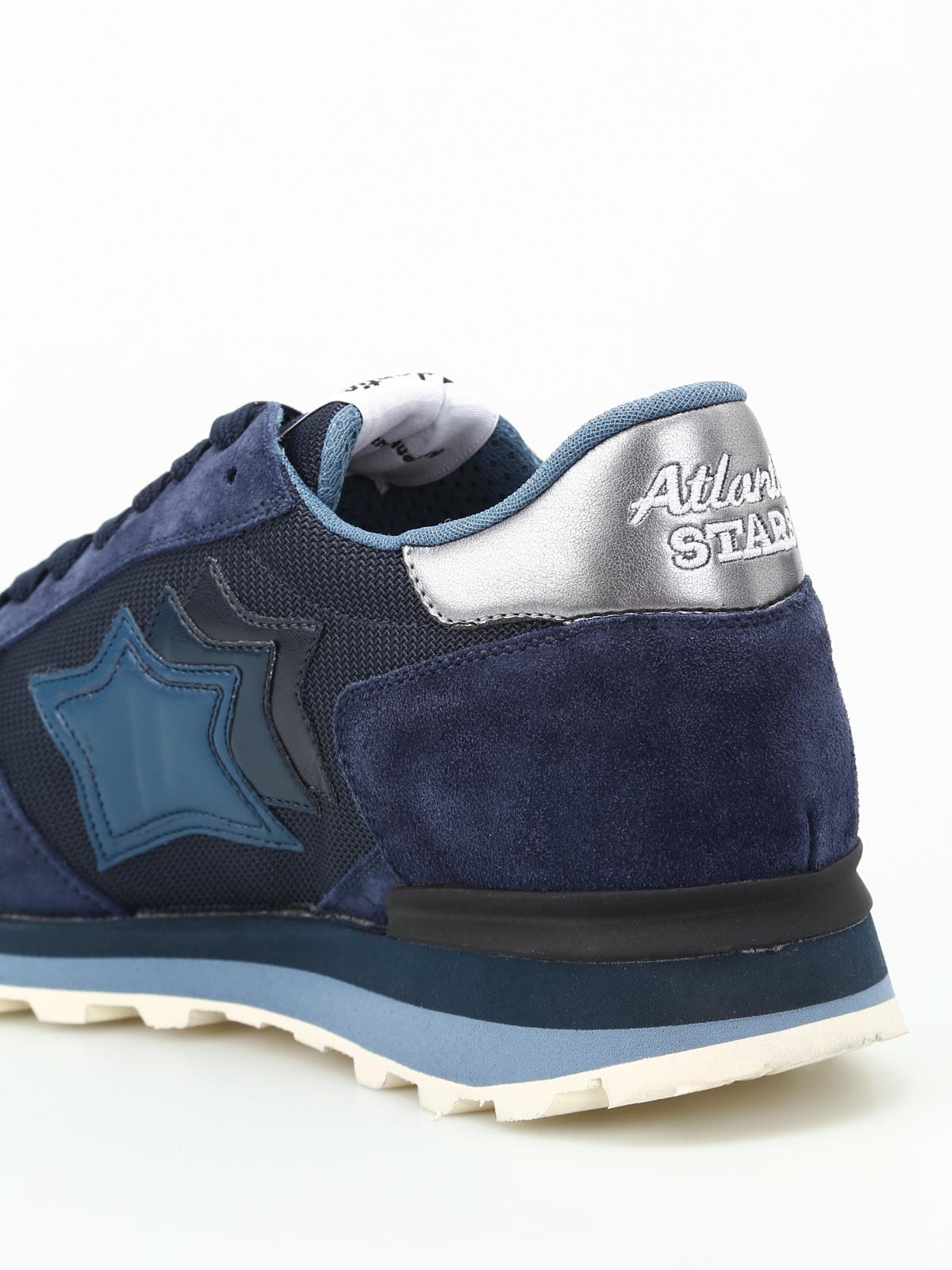 3865d63be8 Atlantic Stars - Sneaker Sirius blu - sneakers - SIRIUSTMANPRLABN