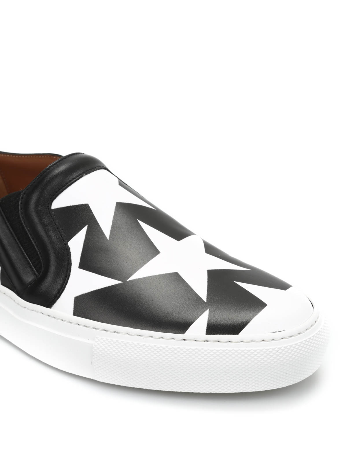 724c156ce78 Givenchy - Skate star low slip-ons - Loafers   Slippers - BE08955109004