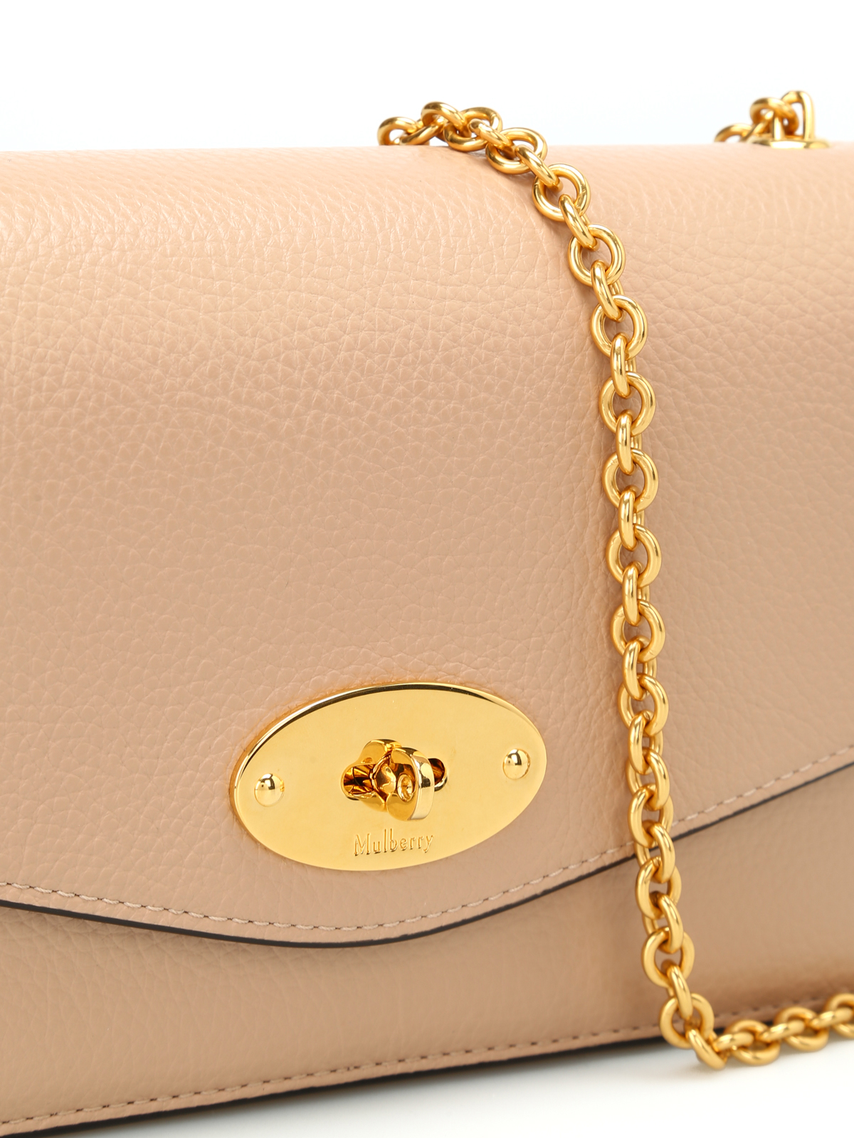 Mulberry - Small Darley leather cross body bag - cross body bags ... c94e6c9e39ccd