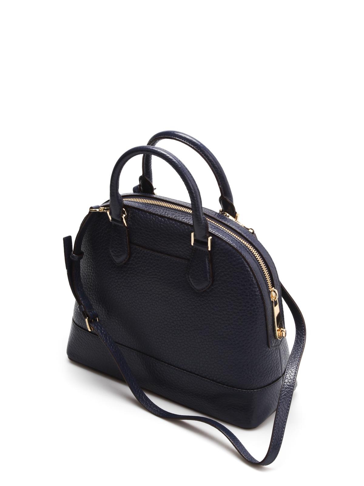 e61ec54dee08 Michael Kors - Smythe large leather handbag - bowling bags - 30T5GSOS3E